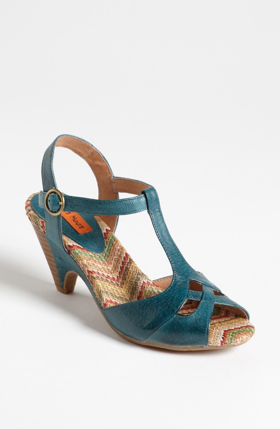 Alternate Image 1 Selected - Miz Mooz 'Waltz' Sandal