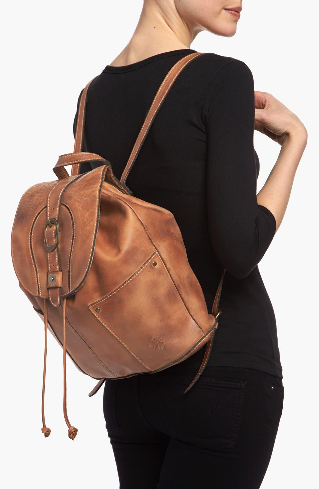 Alternate Image 2  - Patricia Nash 'Vasto' Leather Backpack