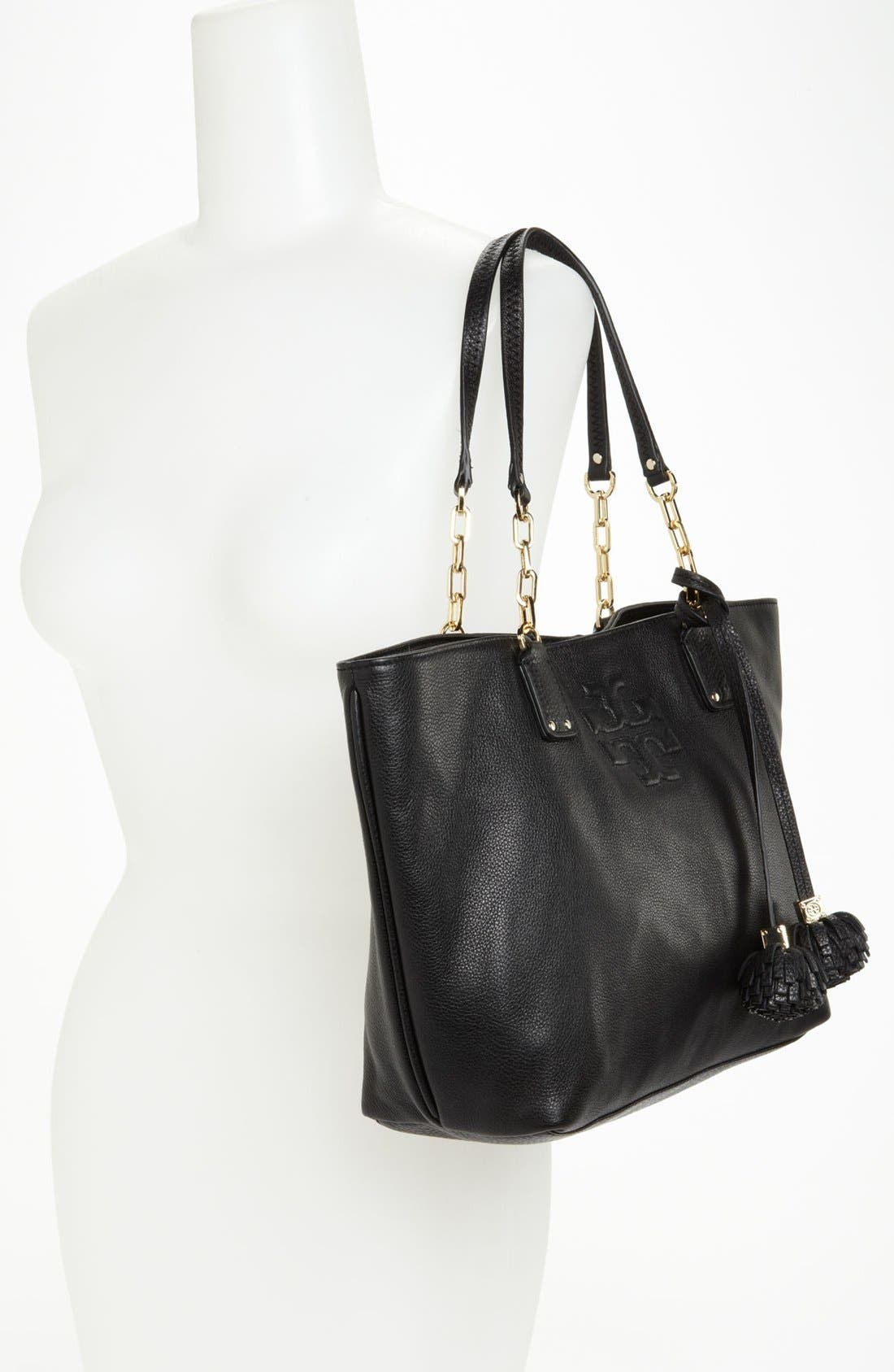 Alternate Image 2  - Tory Burch 'Thea - Small' Leather Tote