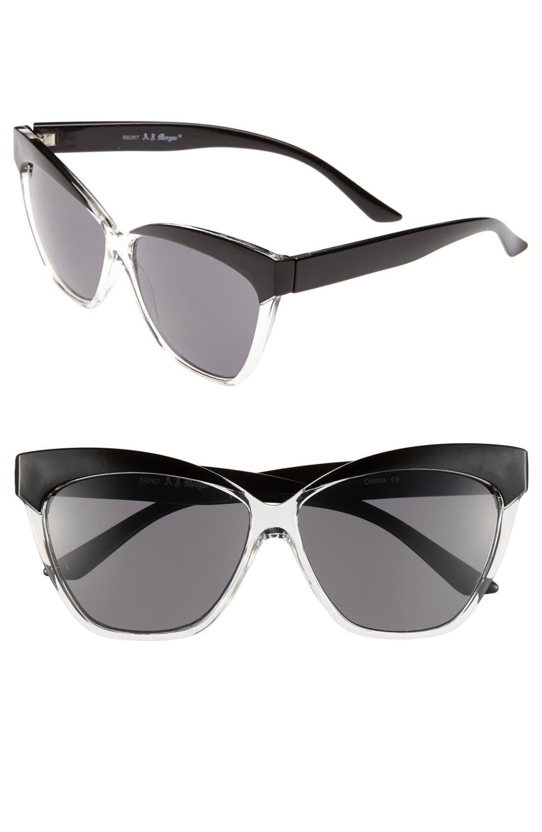 Main Image - A.J. Morgan 'Hunny Bunny' Sunglasses
