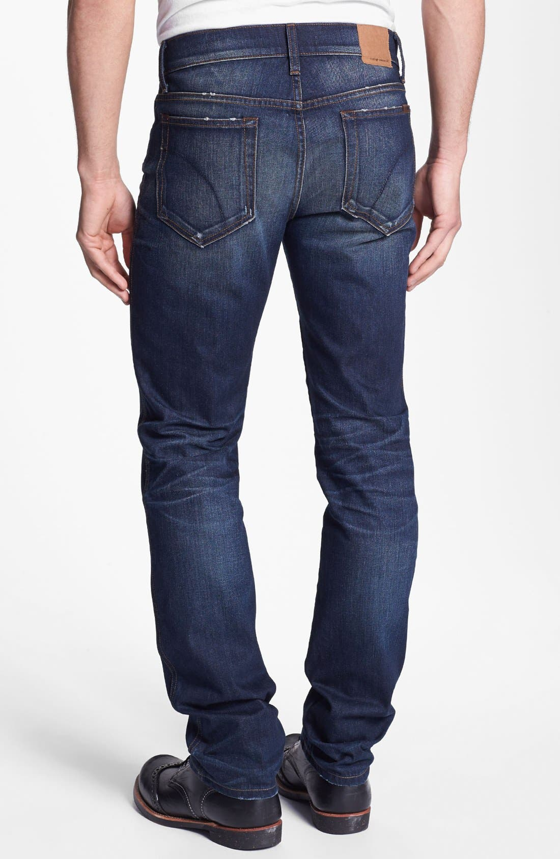 Alternate Image 2  - Joe's 'Brixton' Slim Fit Jeans (Luke)
