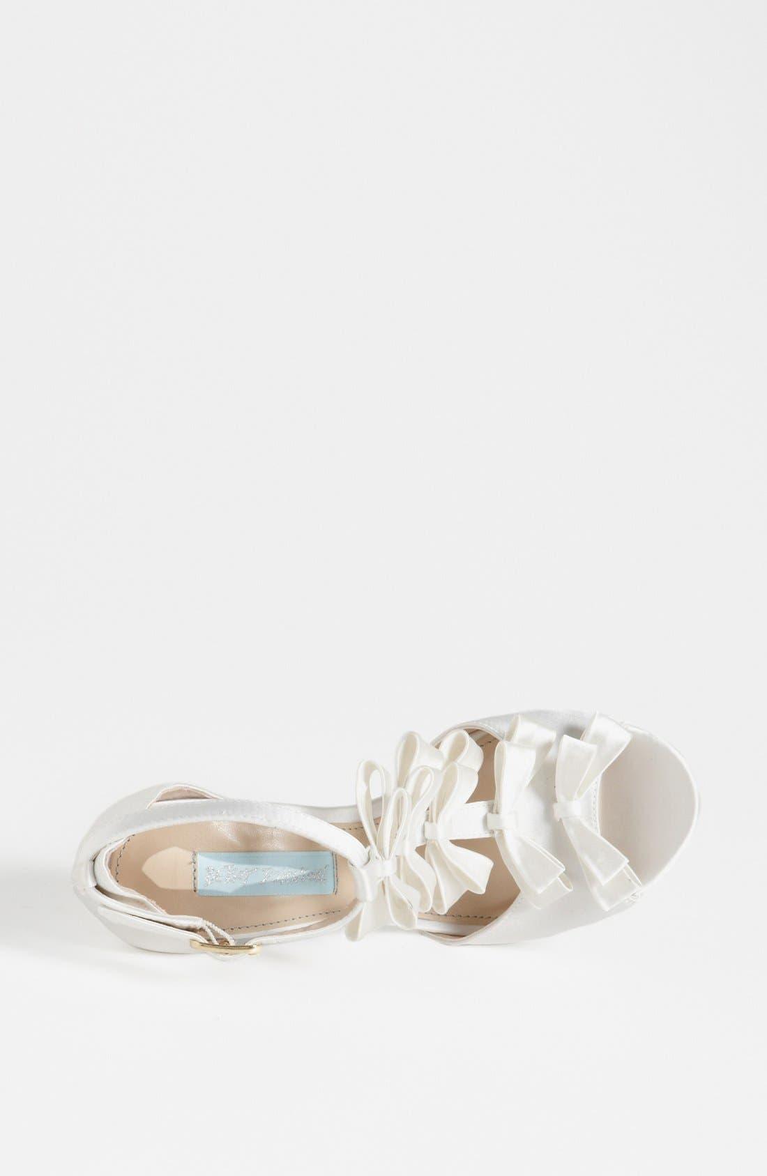 Alternate Image 3  - Blue by Betsey Johnson 'Knot' Sandal