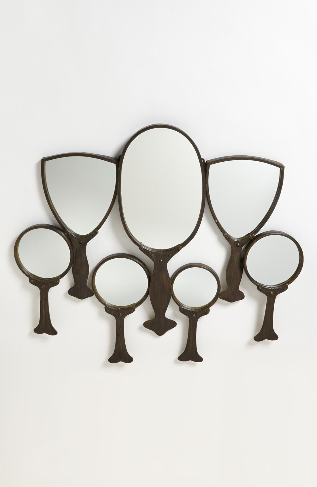 Alternate Image 1 Selected - Hand Mirror Wall Art