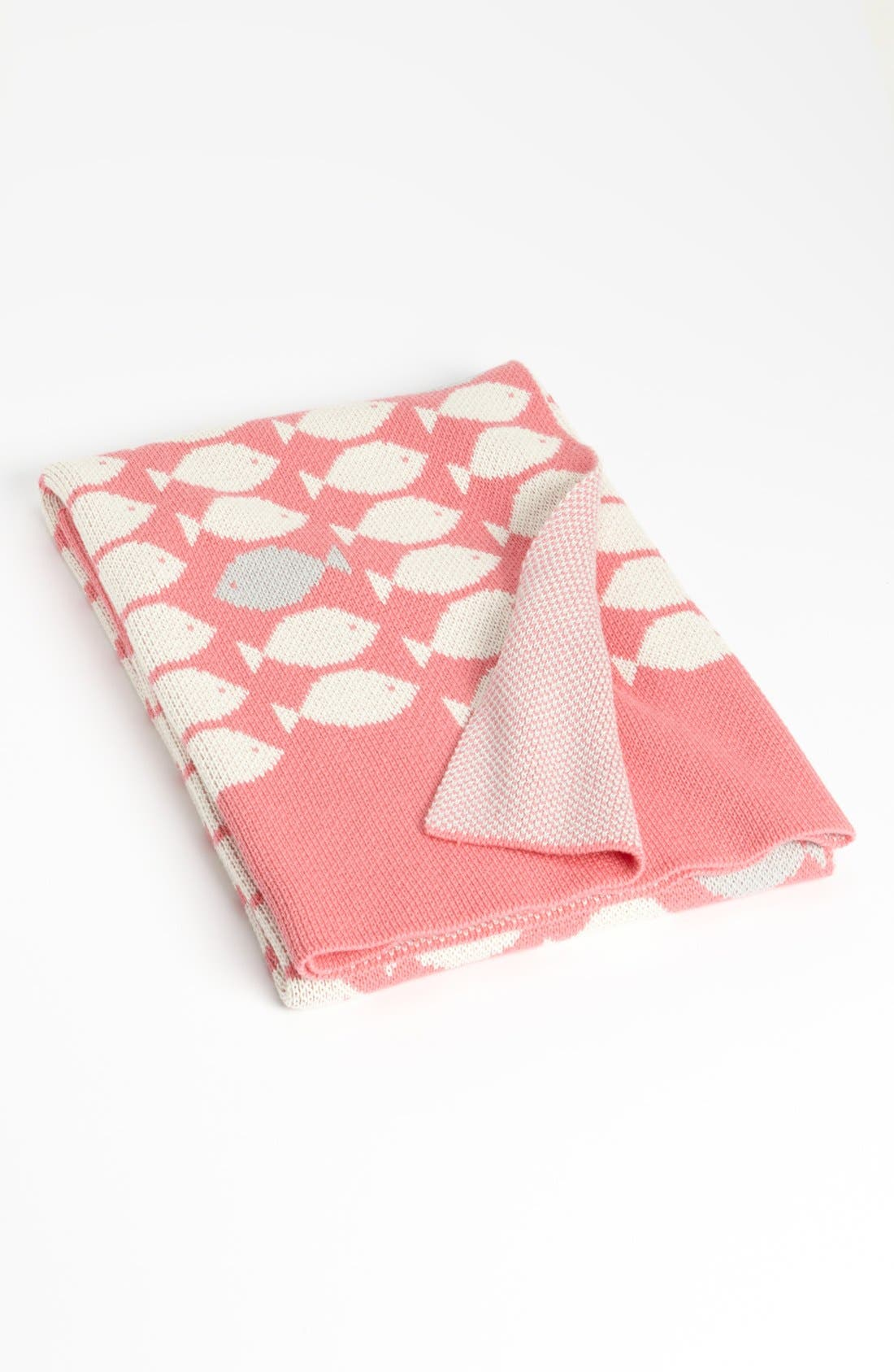 Alternate Image 1 Selected - Stem Baby 'Fashion' Organic Cotton Blanket