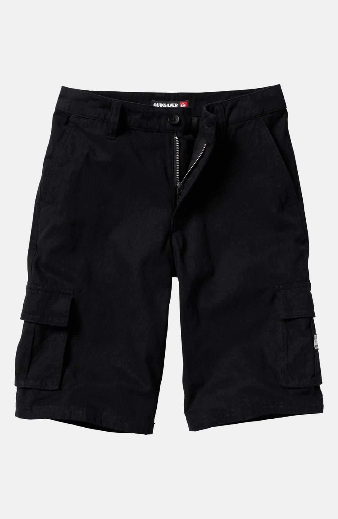 Main Image - Quiksilver 'Sue Fley' Shorts