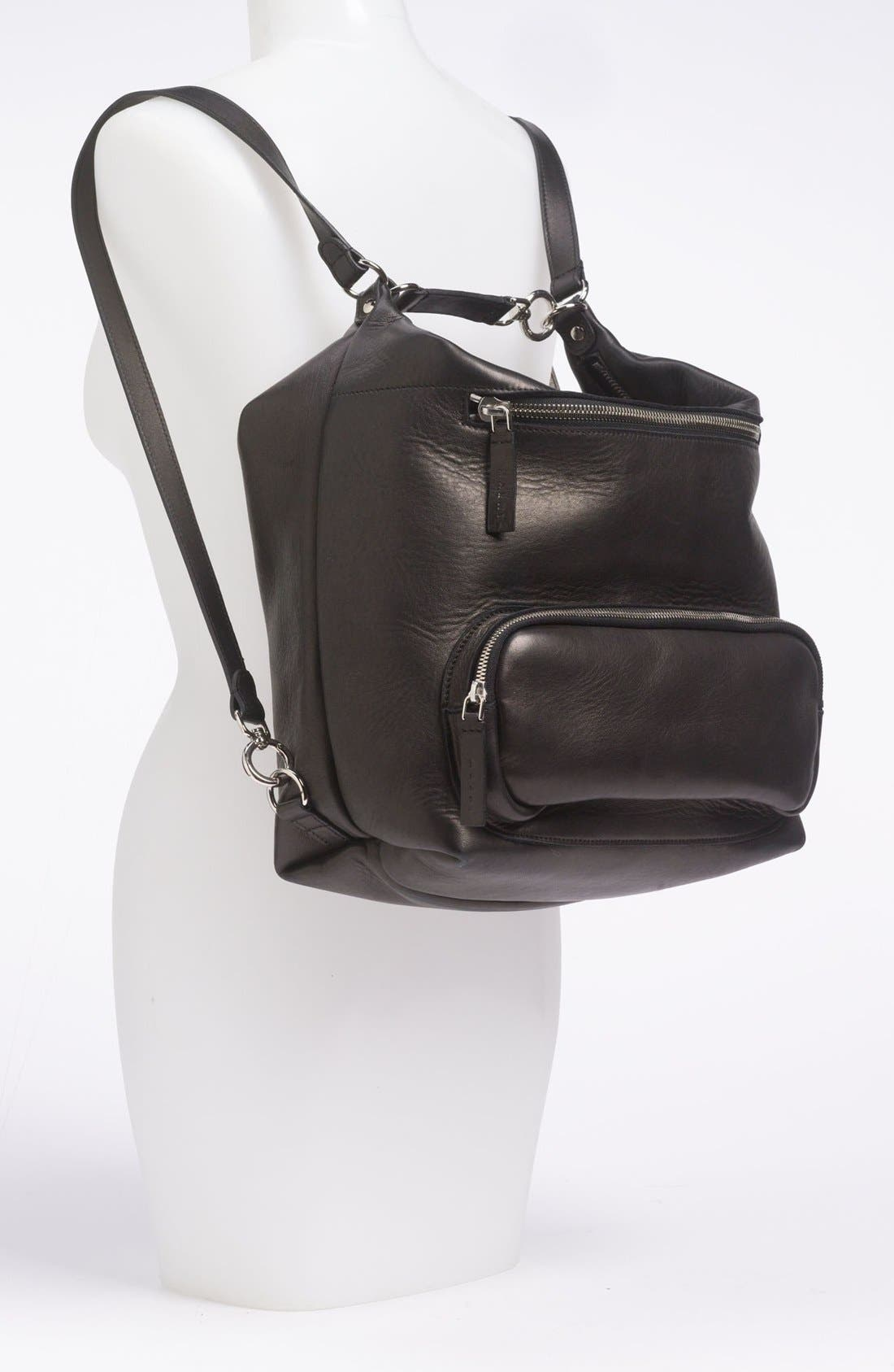Alternate Image 2  - Marni Convertible Leather Backpack