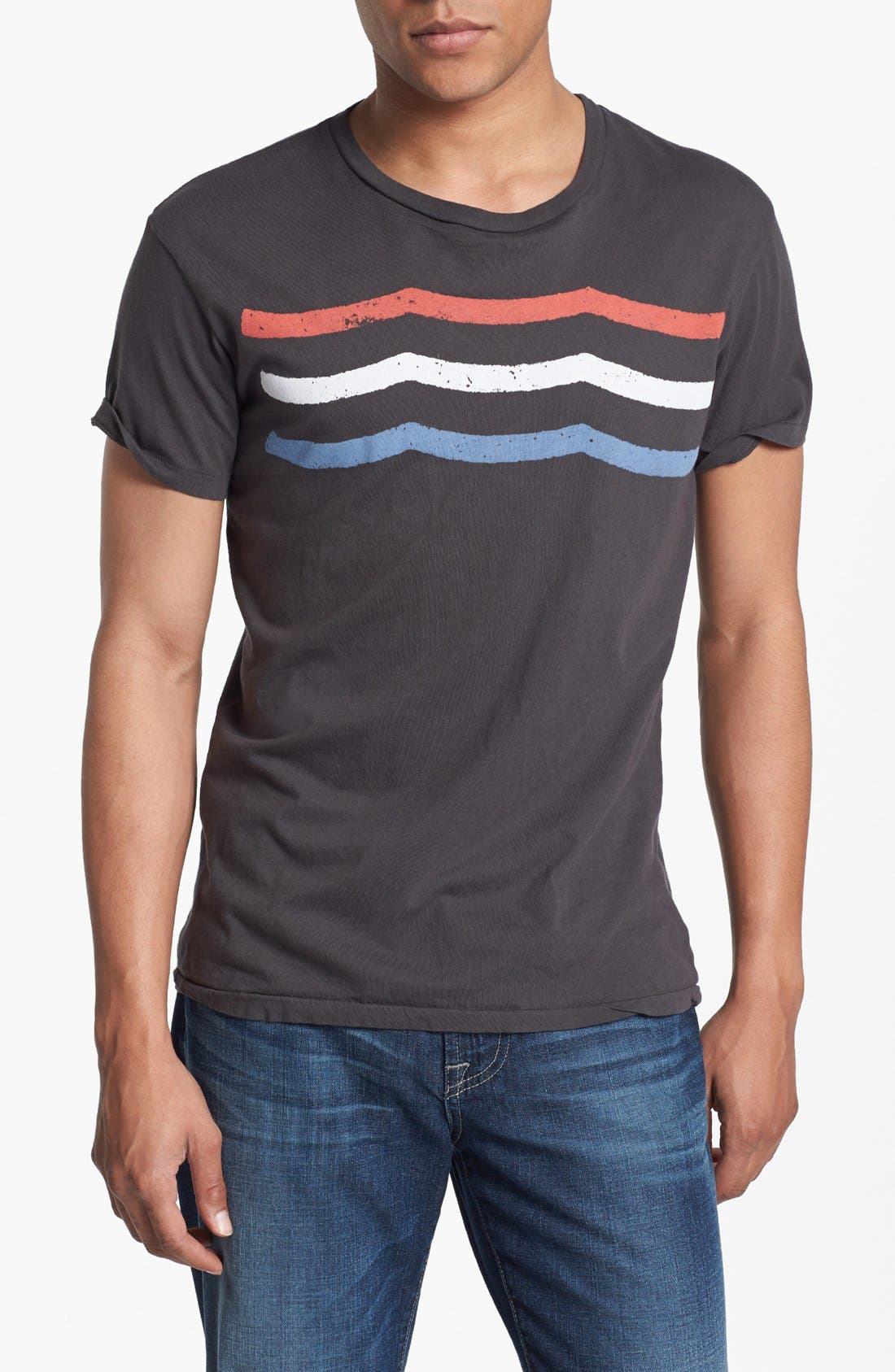 Alternate Image 1 Selected - Sol Angeles 'American Waves' T-Shirt