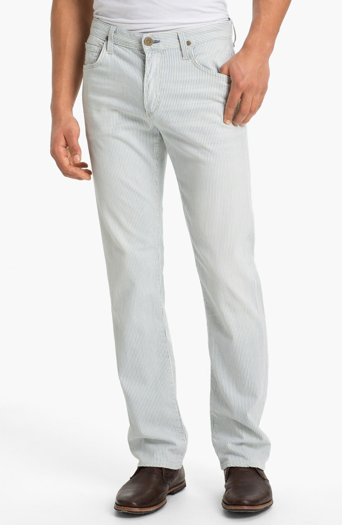 Alternate Image 1 Selected - Citizens of Humanity 'Sid' Straight Leg Jeans (Dale)