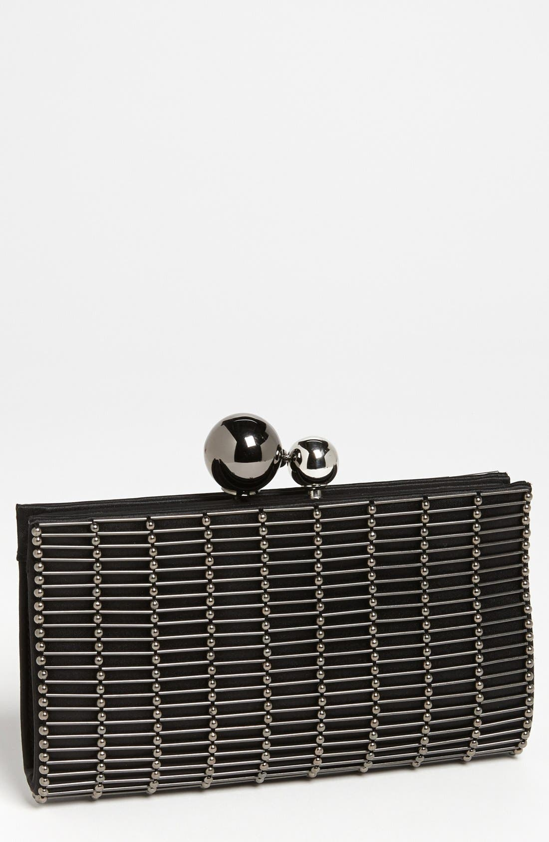 Main Image - Sondra Roberts Caged Clutch