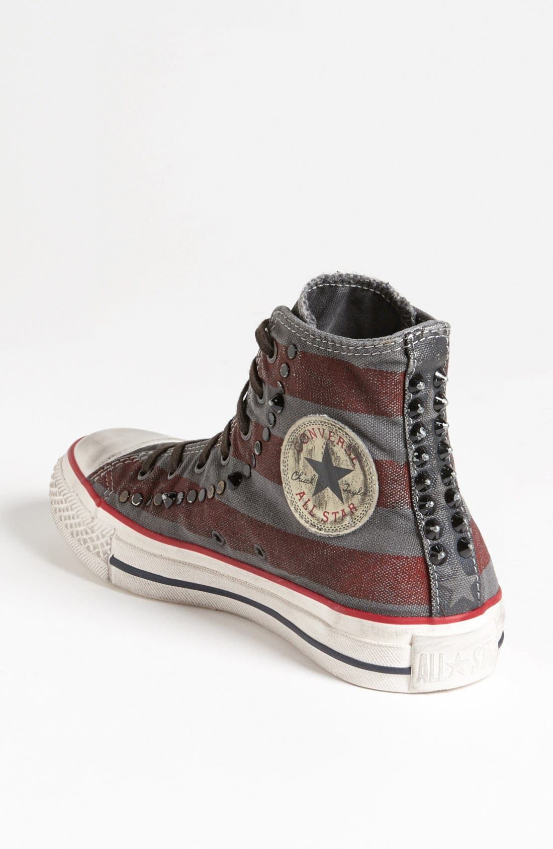 Alternate Image 2  - Converse Chuck Taylor® All Star® 'Stripe and Studs' Sneaker (Women)