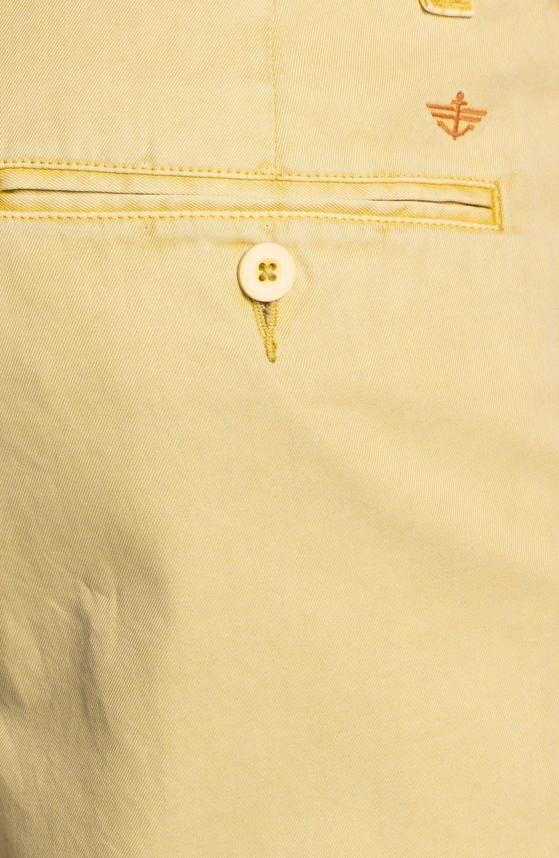 Alternate Image 3  - Dockers® 'Ultimate' Cotton Twill Shorts
