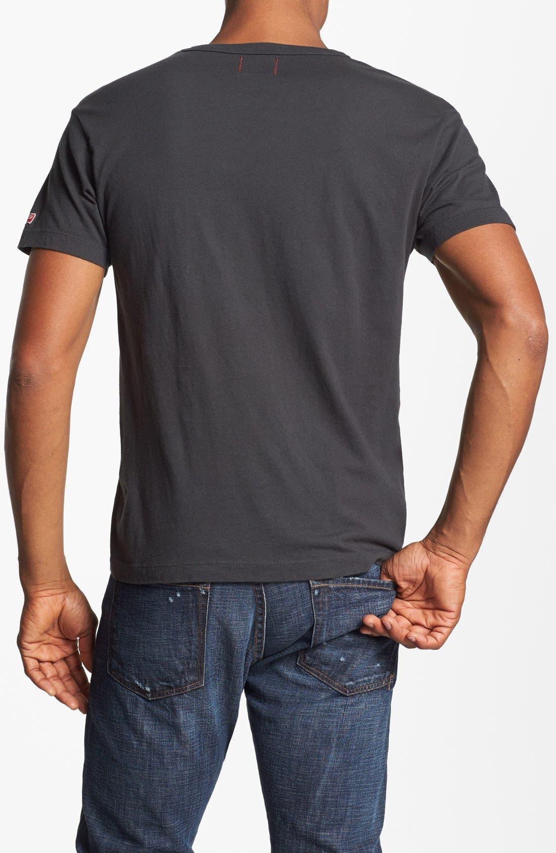 Alternate Image 2  - Tailgate 'High Life Lounge' Trim Fit T-Shirt