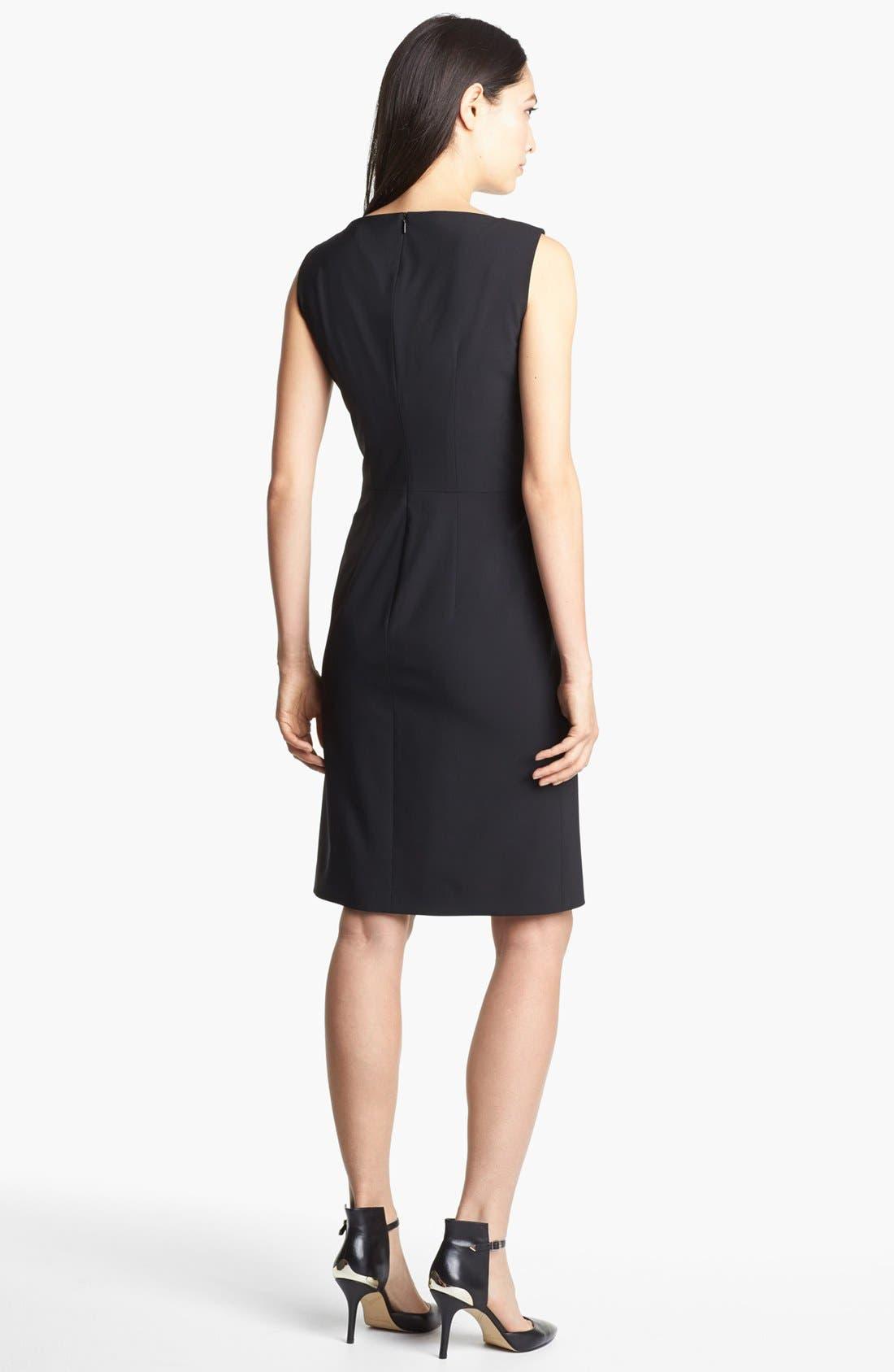 Alternate Image 2  - BOSS HUGO BOSS 'Divonas' Dress