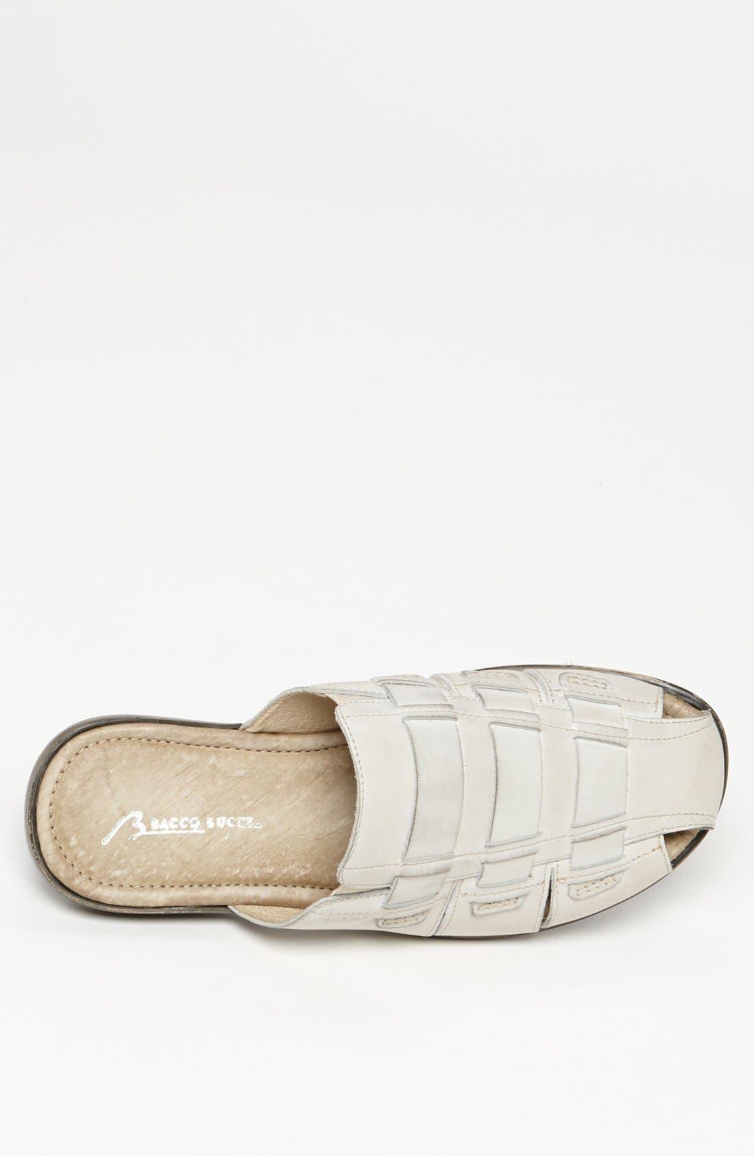 Alternate Image 3  - Bacco Bucci 'Ruggeri' Sandal (Men)