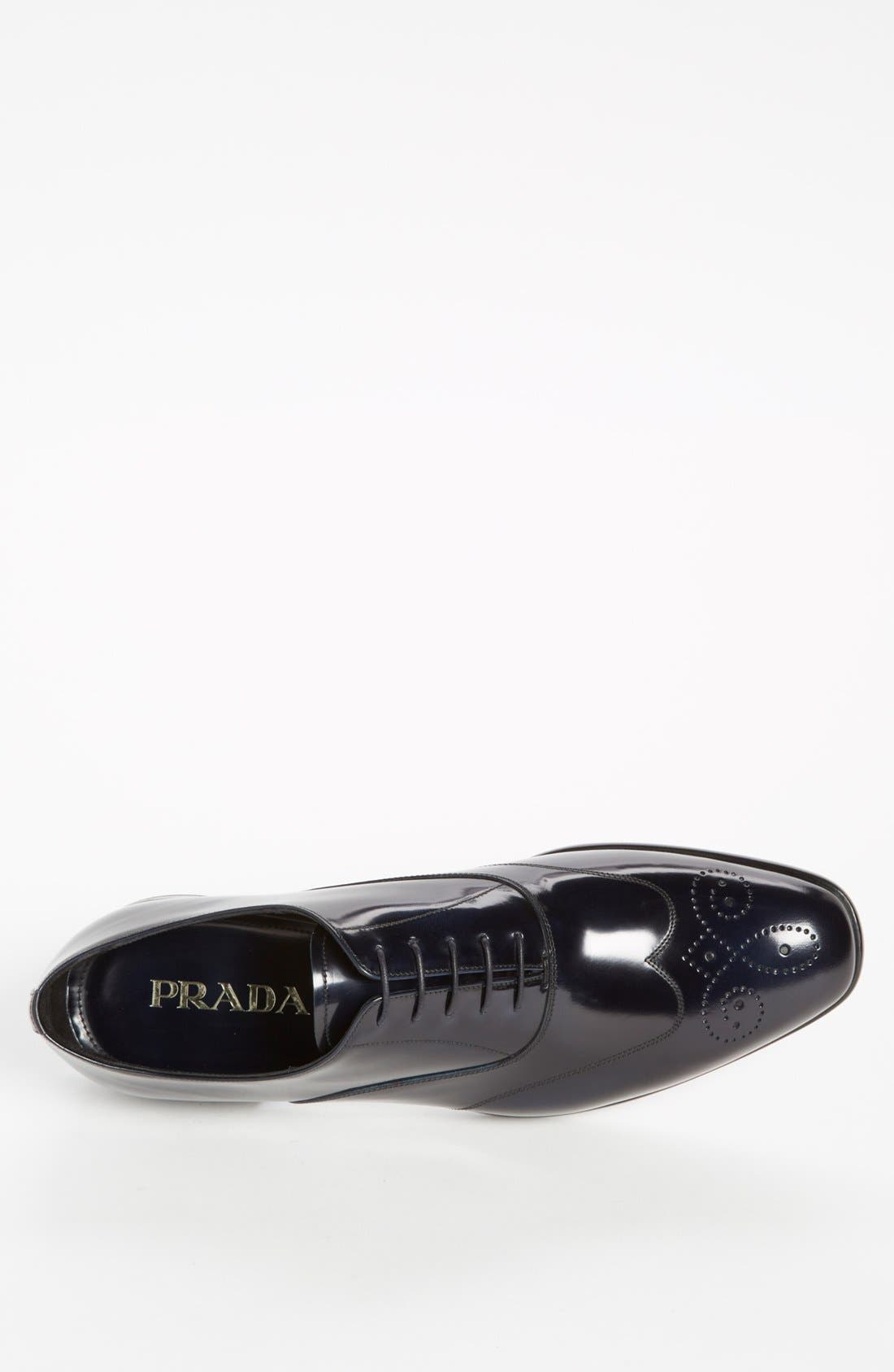 Alternate Image 3  - Prada Medallion Oxford