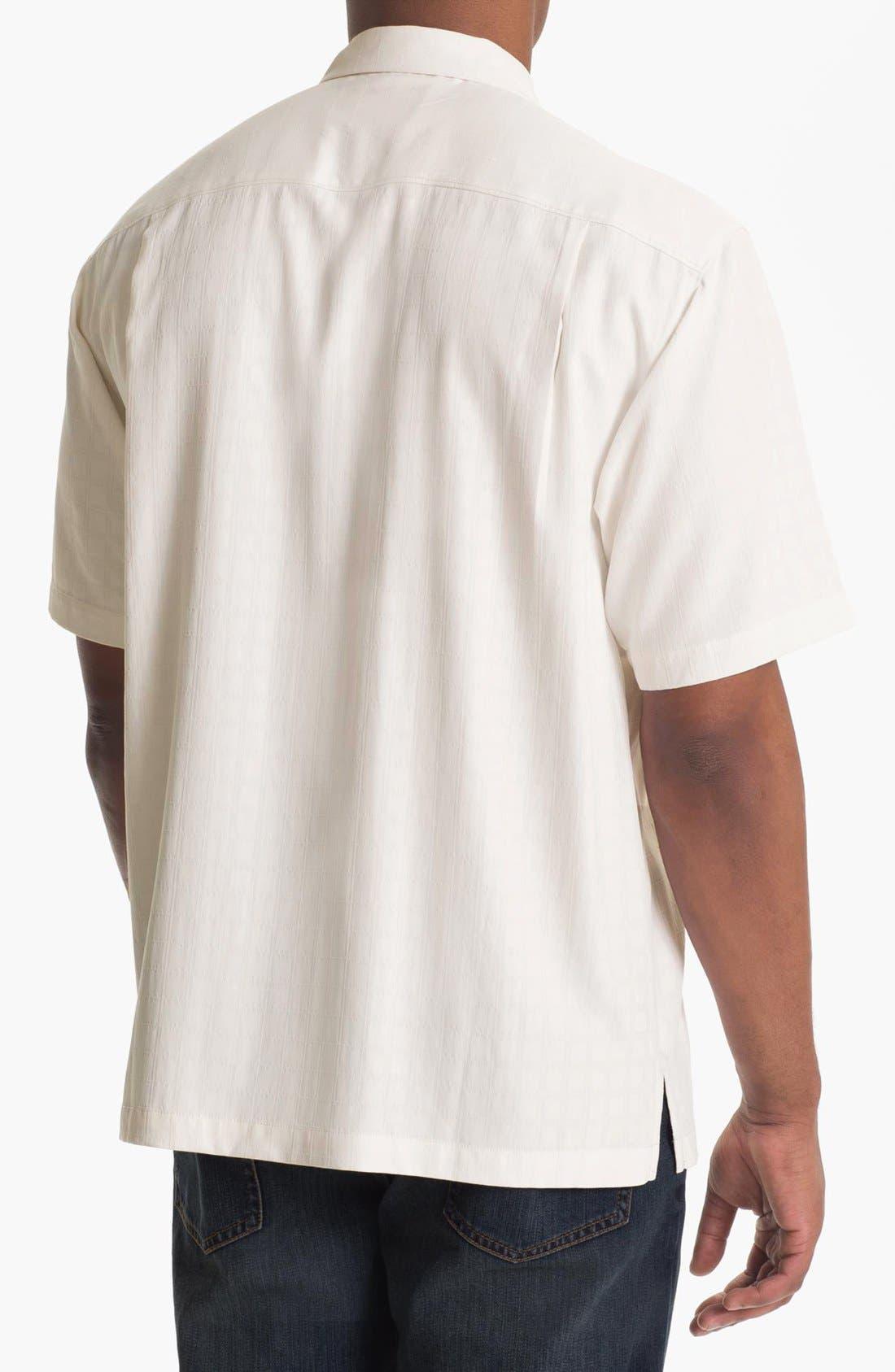 Alternate Image 2  - Tommy Bahama 'Four Amigos' Silk Campshirt (Big & Tall)