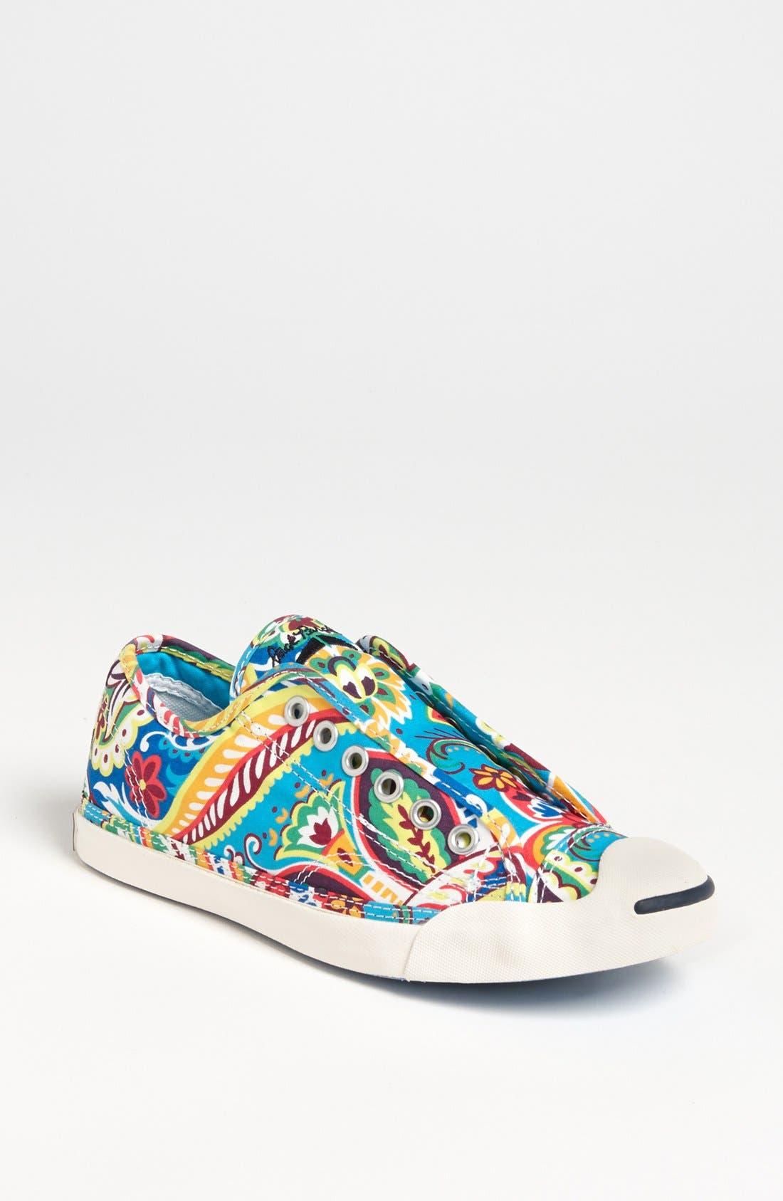 Alternate Image 1 Selected - Converse 'Jack Purcell LP' Slip-On Sneaker (Women)