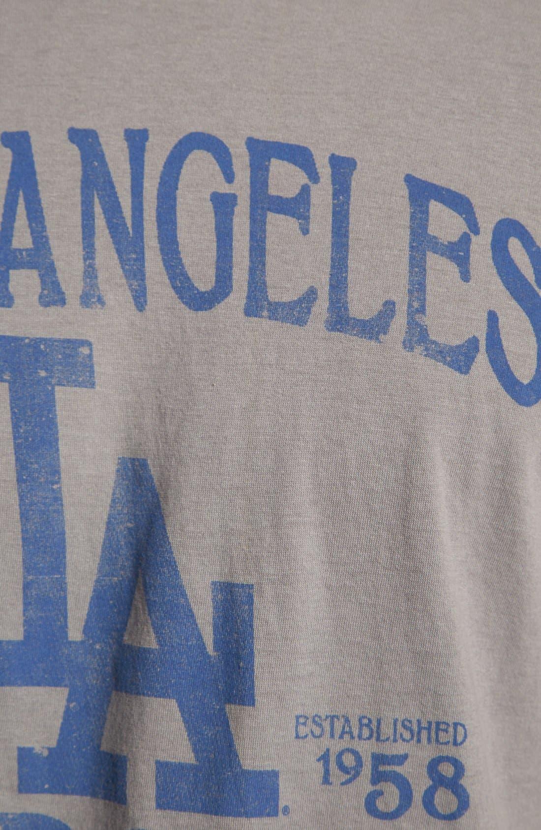 Alternate Image 3  - '47 'Los Angeles Dodgers - Flanker' T-Shirt