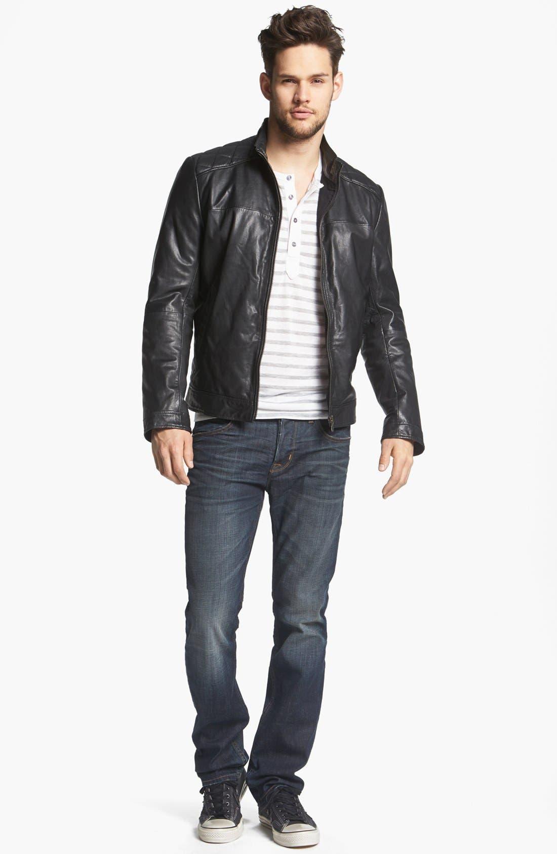 Alternate Image 5  - Hudson Jeans 'Byron' Straight Leg Jeans (Sullivan)