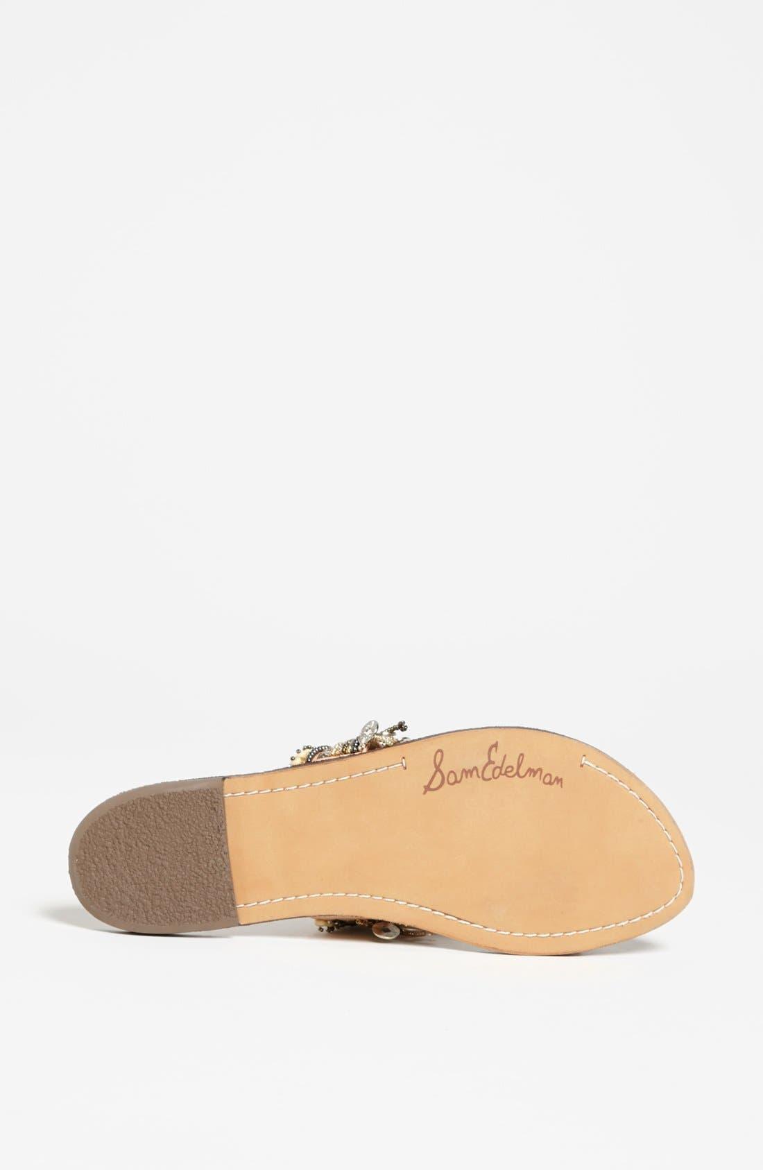 Alternate Image 4  - Sam Edelman 'Garcelle' Sandal