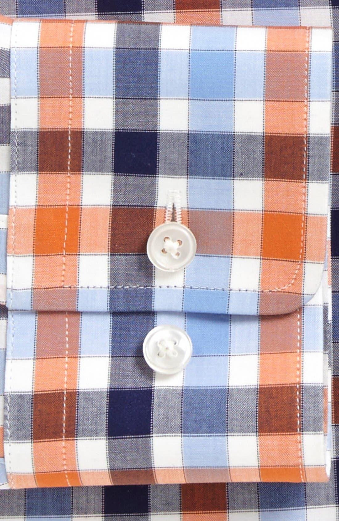 Alternate Image 2  - BOSS HUGO BOSS Sharp Fit Dress Shirt