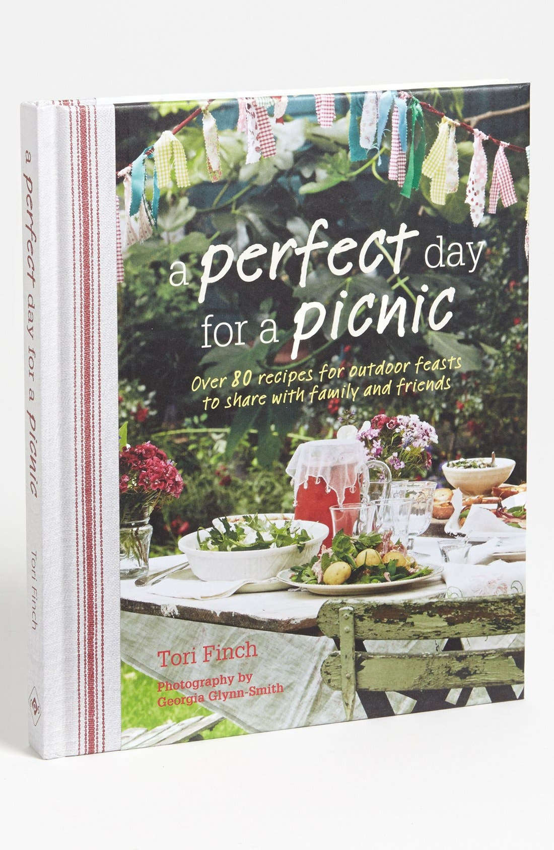 Alternate Image 1 Selected - 'A Perfect Day for a Picnic' Cookbook