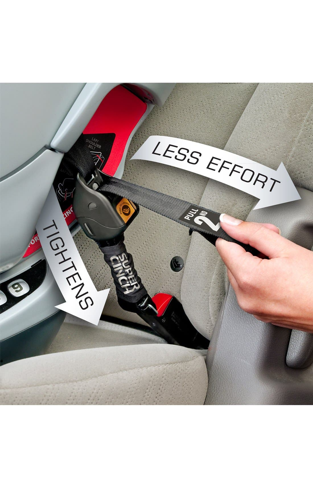 Alternate Image 3  - Chicco® NextFit Convertible Car Seat