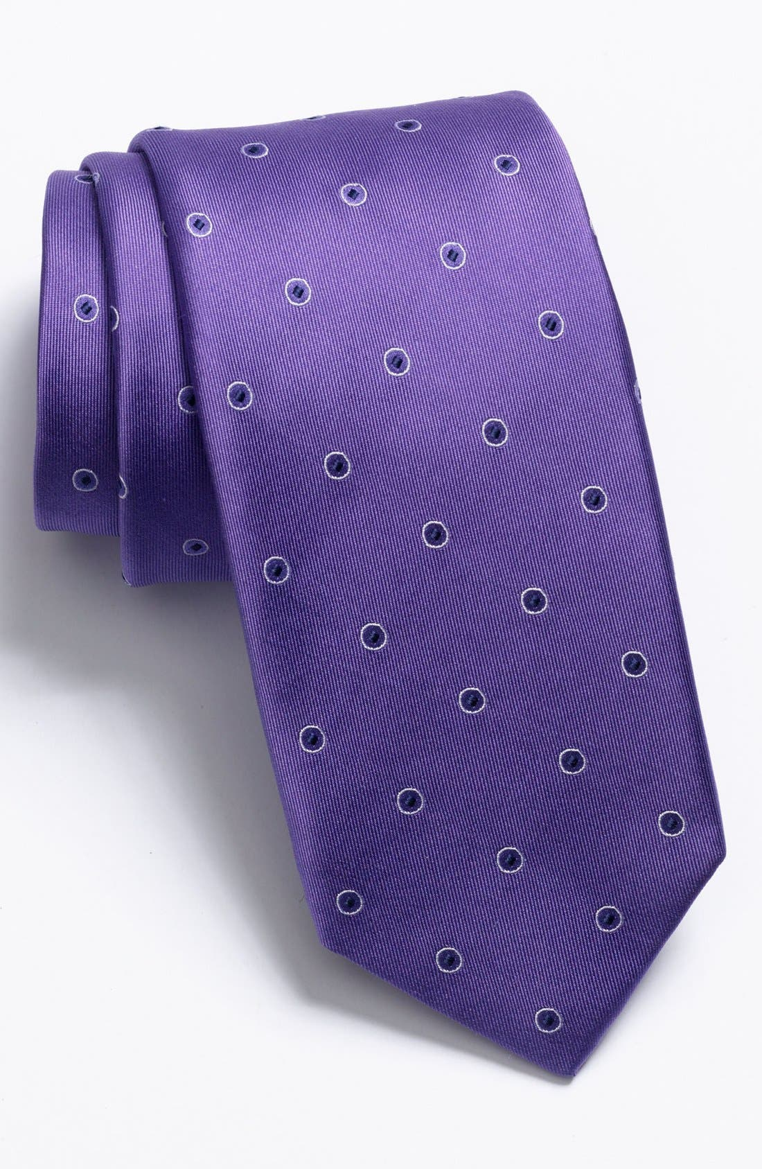 Alternate Image 1 Selected - Calibrate Dress Shirt & Tie