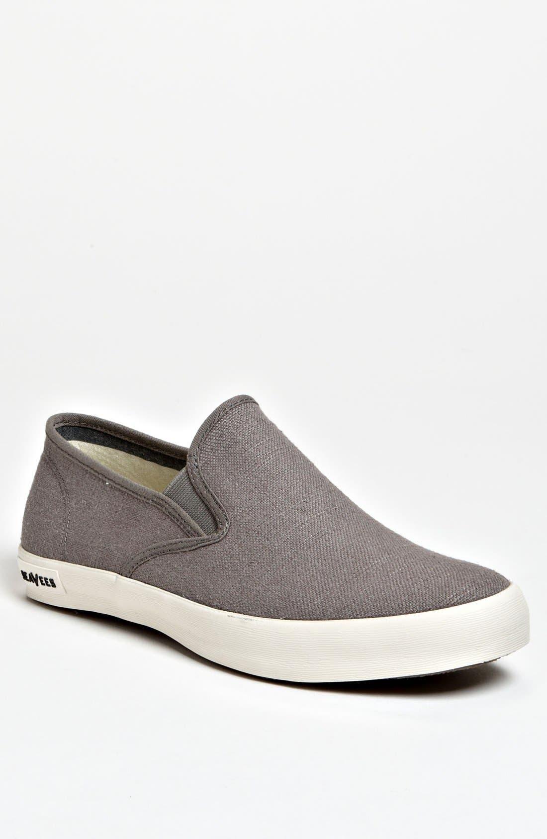 '02/64 Baja' Slip-On,                         Main,                         color, Tin Grey Vintage Wash