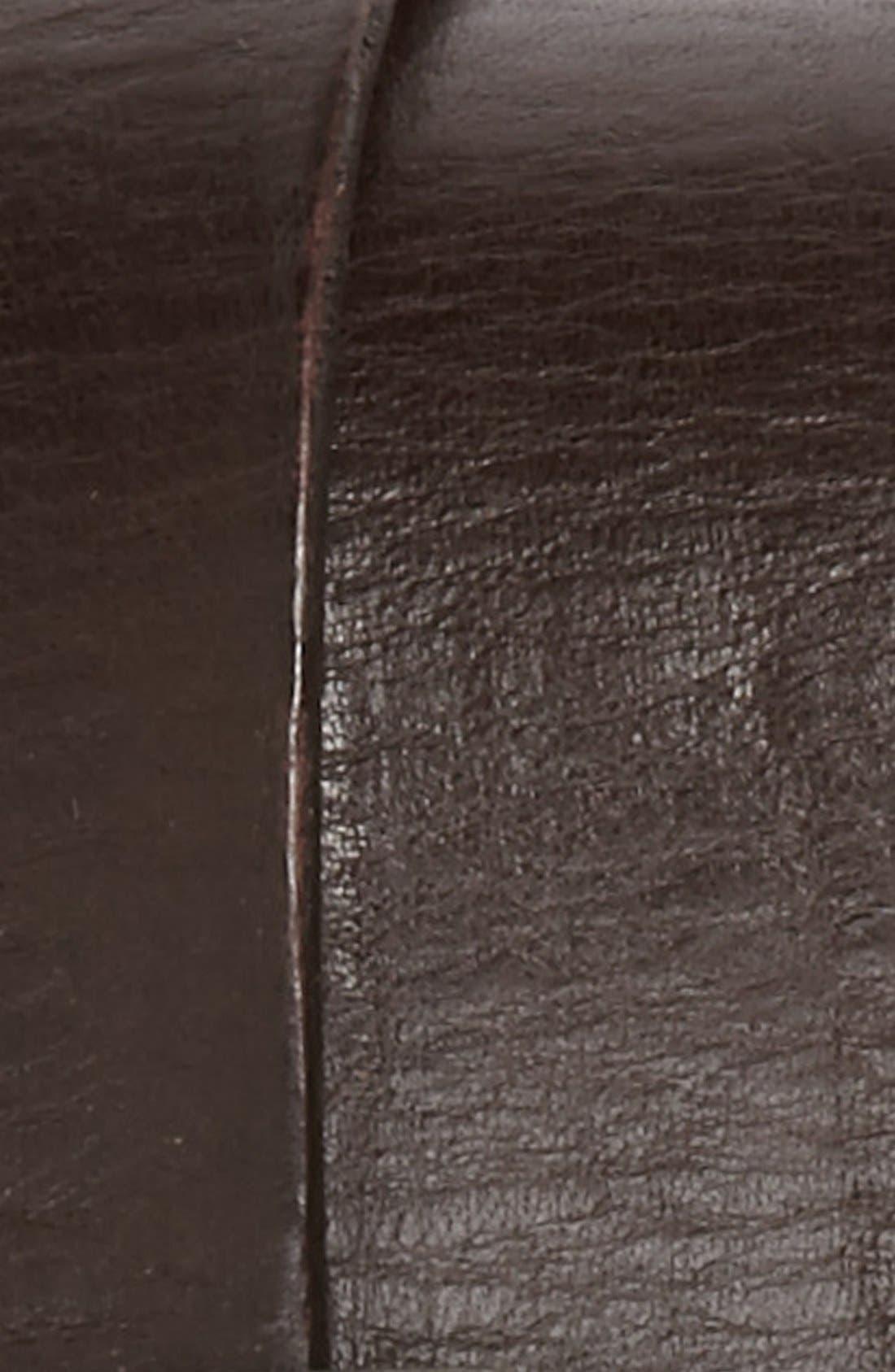 Alternate Image 2  - BOSS Orange 'Jarly' Leather Belt
