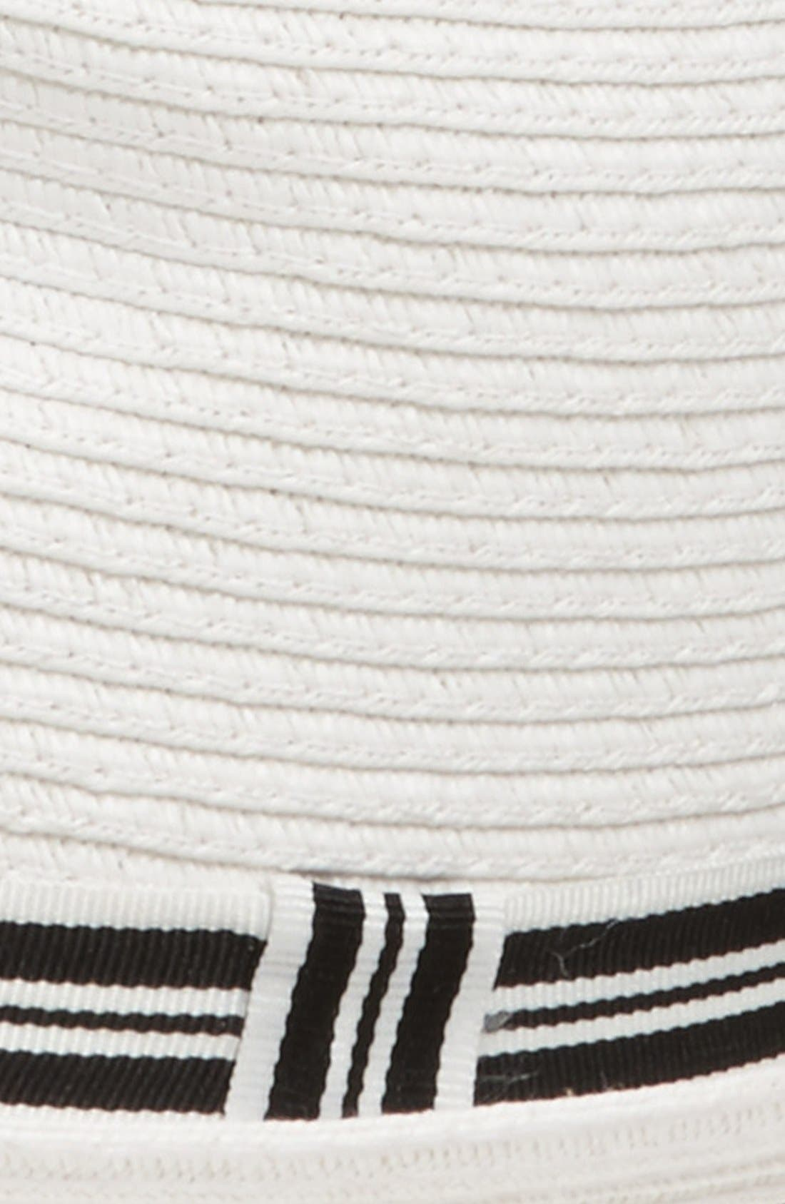 Alternate Image 2  - The Accessory Collective Straw Fedora (Boys)