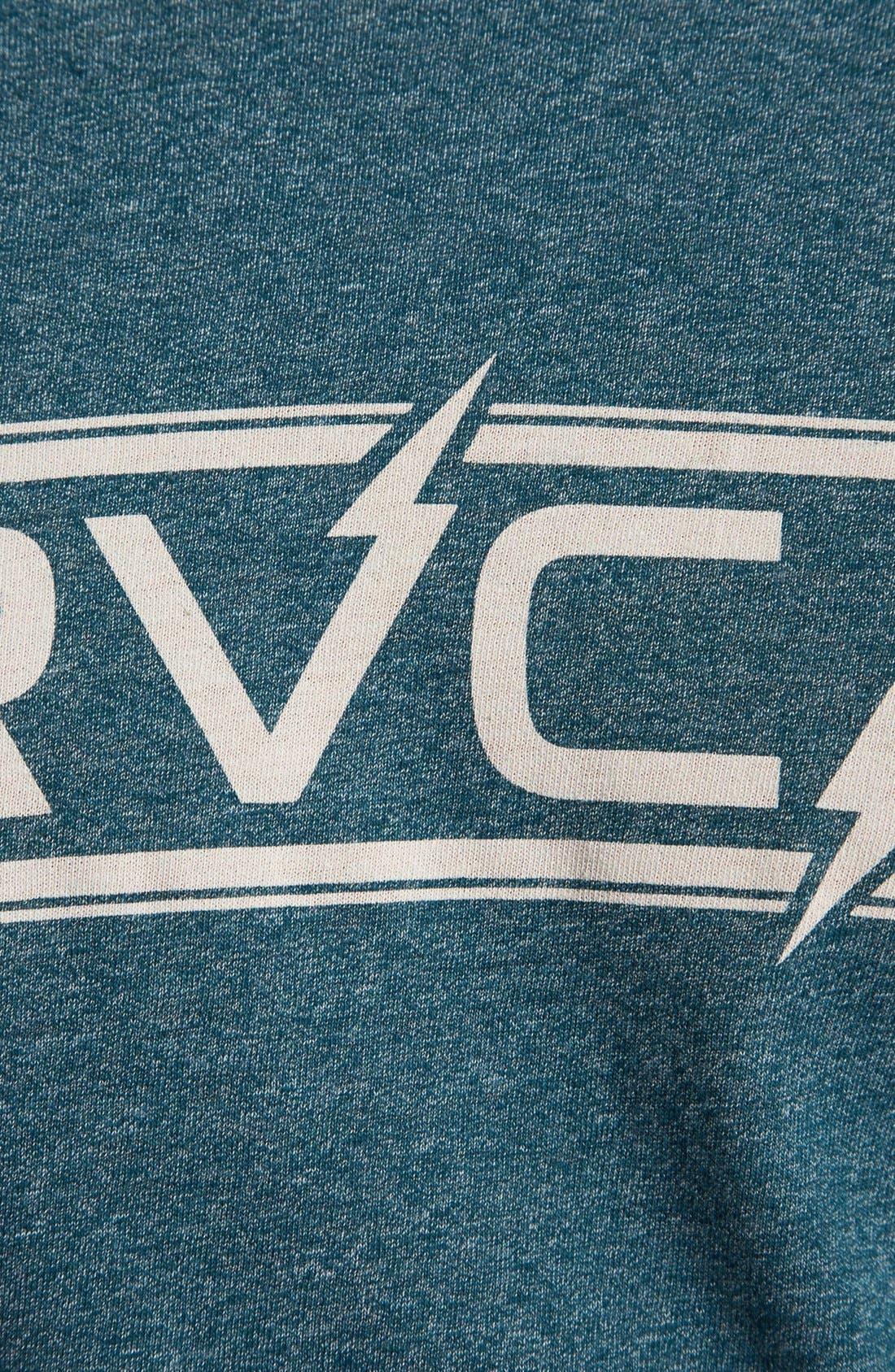 Alternate Image 3  - RVCA 'Bolts' T-Shirt