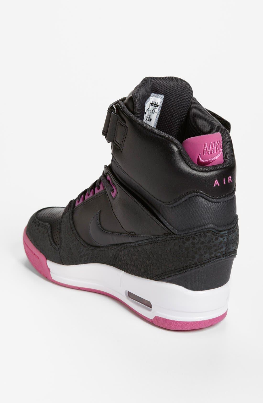 Alternate Image 2  - Nike 'Air Revolution Sky Hi' Sneaker (Women)