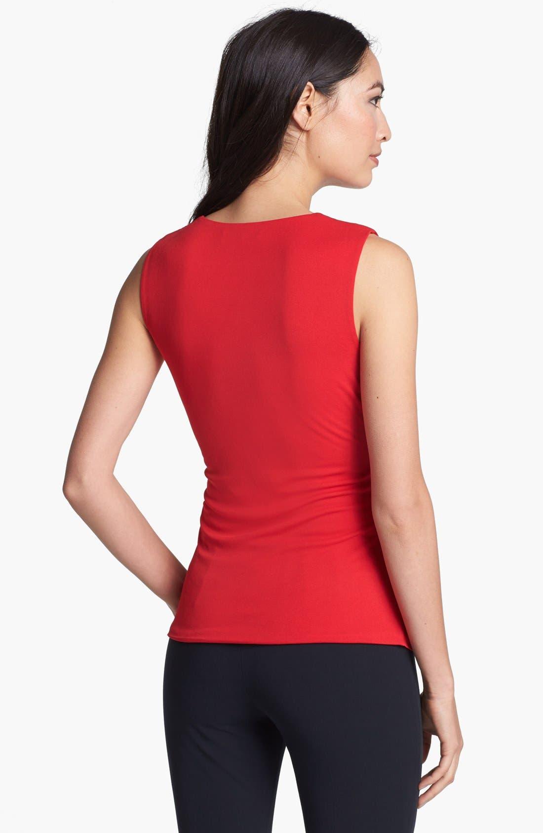 Alternate Image 2  - Classiques Entier® Silk Blend Jersey Top
