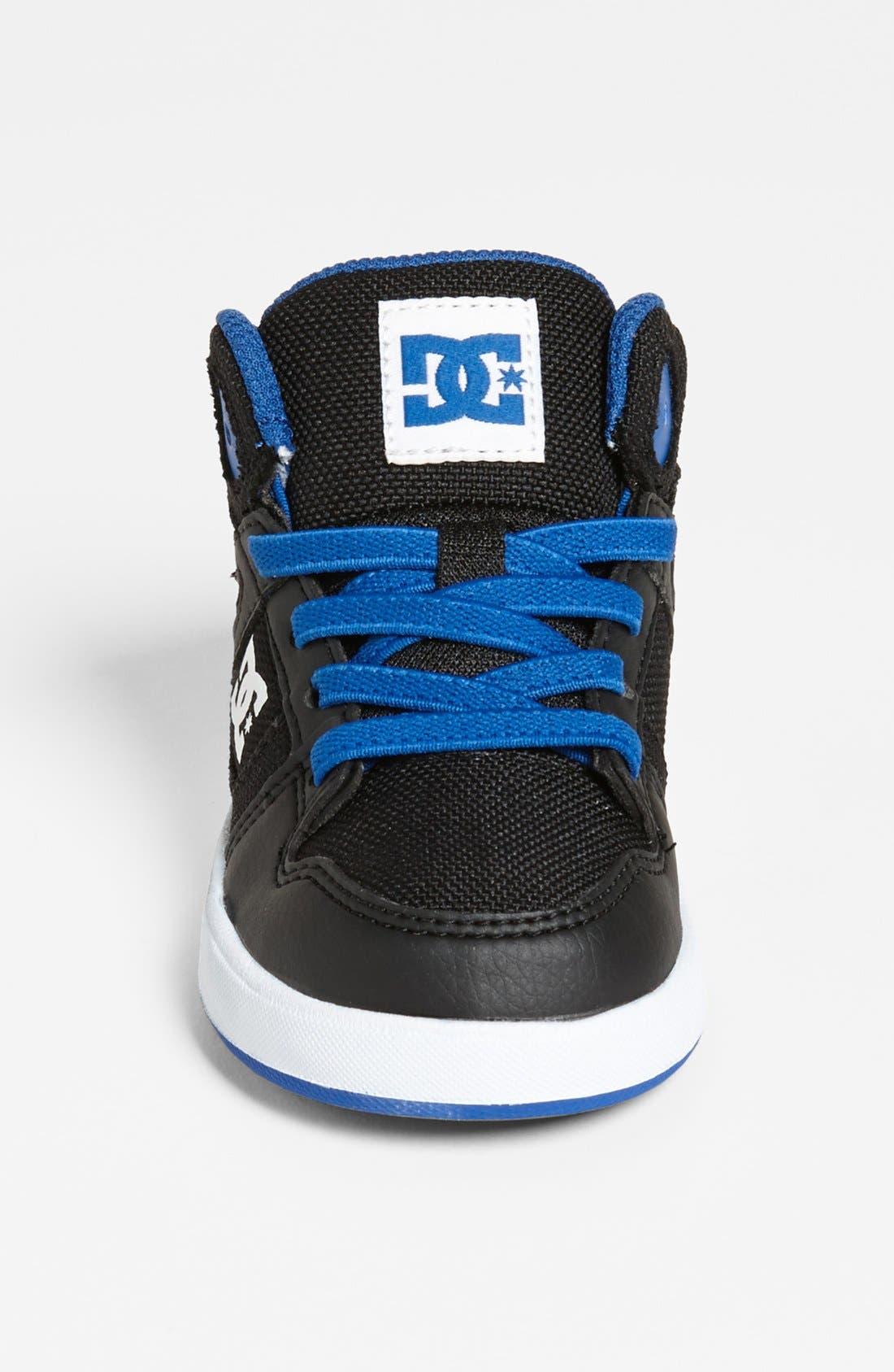 Alternate Image 3  - DC Shoes 'Rebound' Sneaker (Walker & Toddler)