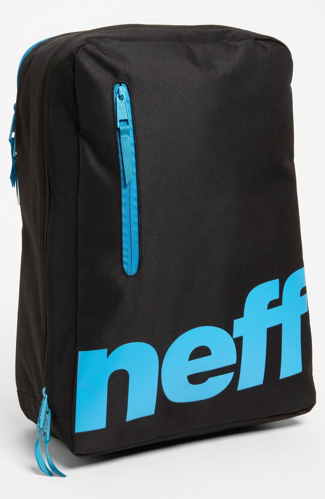 Main Image - Neff 'Zolo' Backpack (Boys)