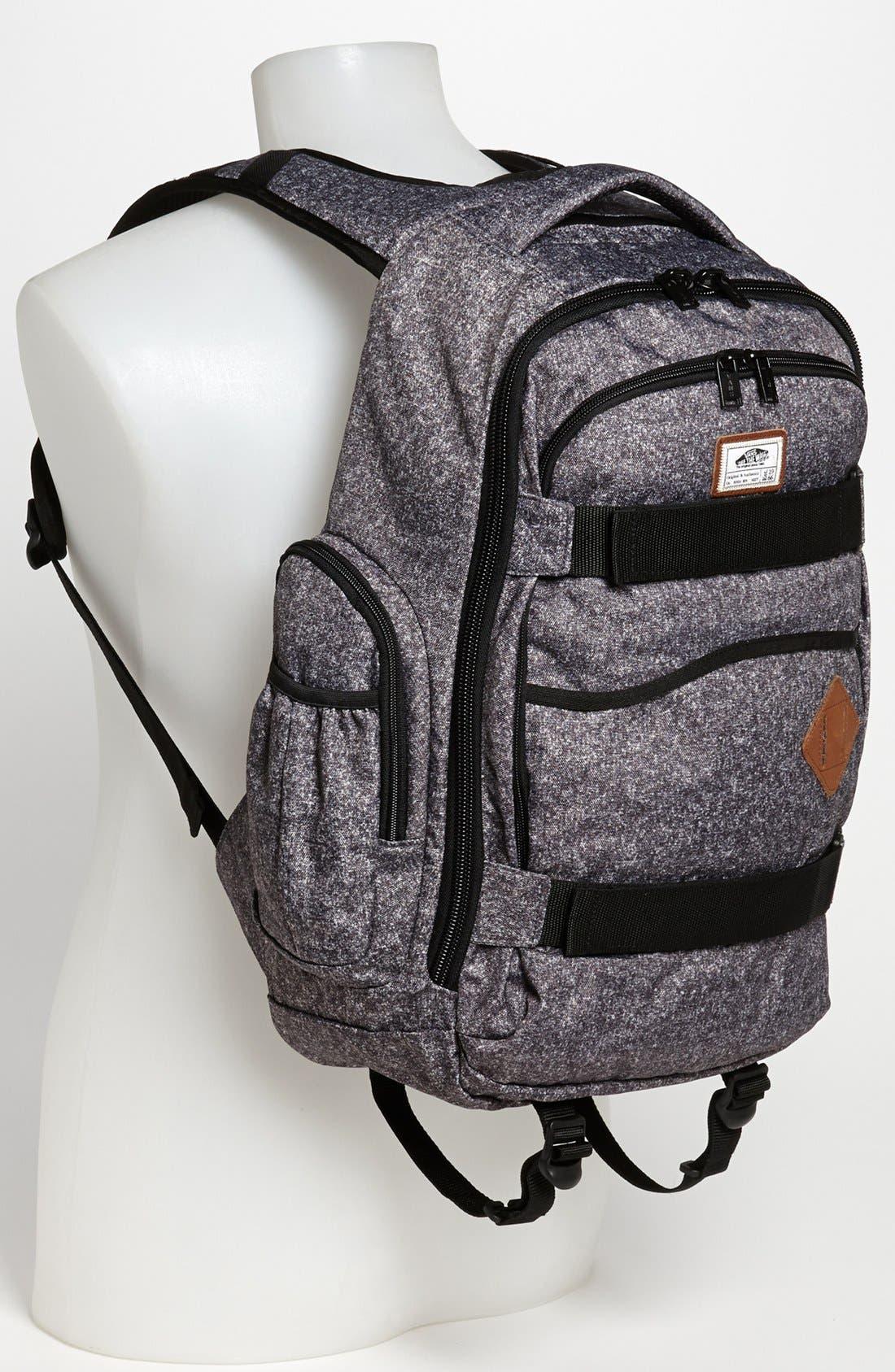 Alternate Image 4  - Vans 'Transient Skatepack' Backpack