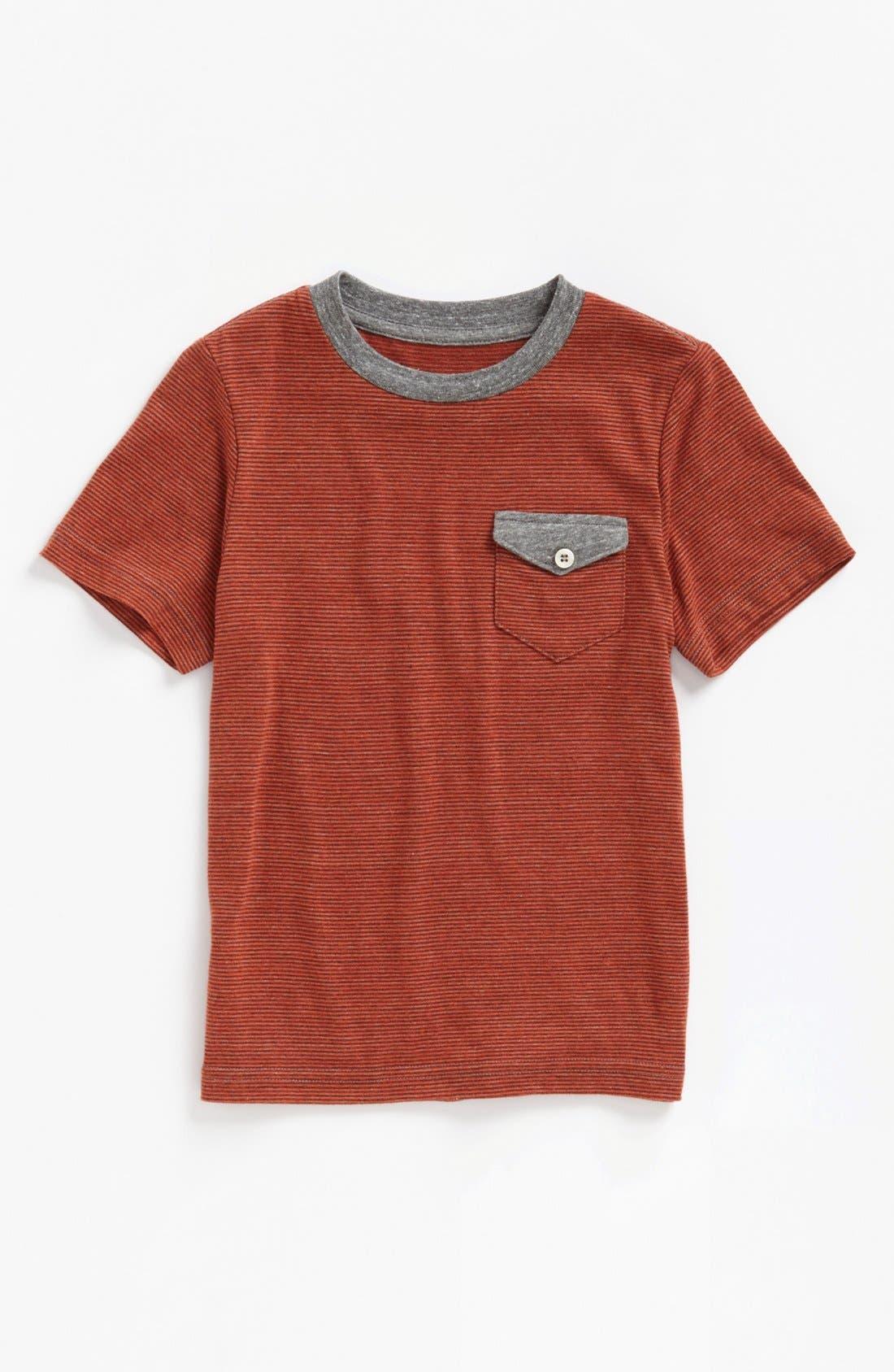 Alternate Image 1 Selected - Tucker + Tate 'Bretland' T-Shirt (Big Boys)