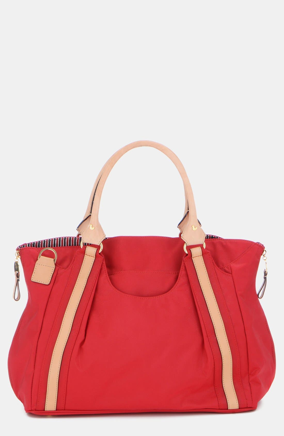 Alternate Image 2  - Danzo Baby Hobo Diaper Bag