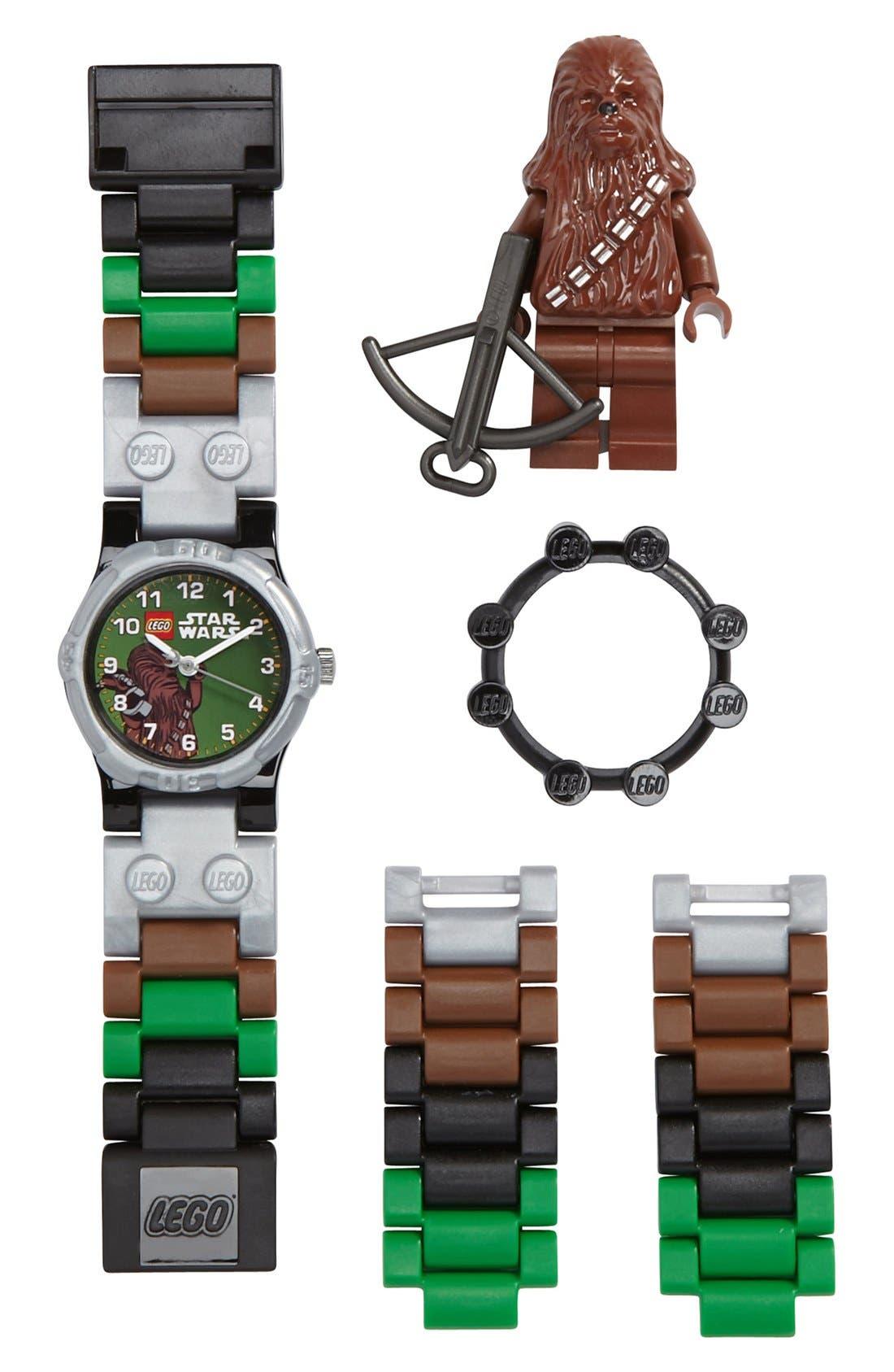 Main Image - LEGO® 'Chewbacca™' Watch & Toy (Boys)