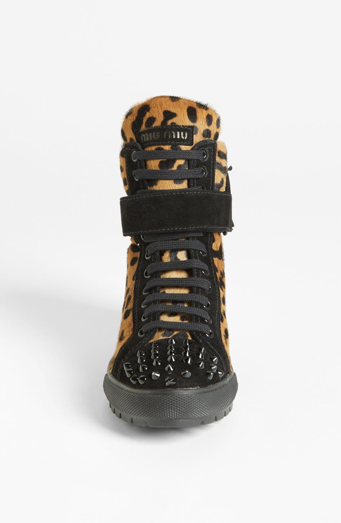 Alternate Image 3  - Miu Miu Wedge Sneaker