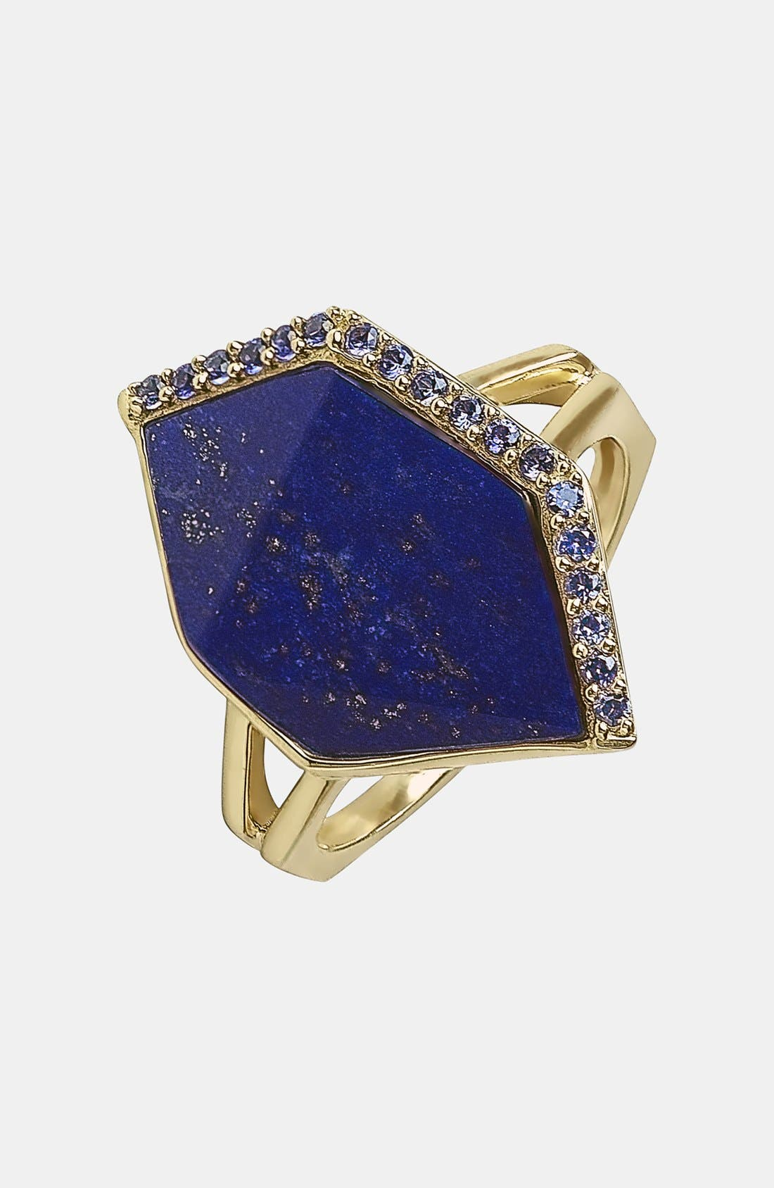 Alternate Image 1 Selected - Whitney Stern Geometric Stone Ring