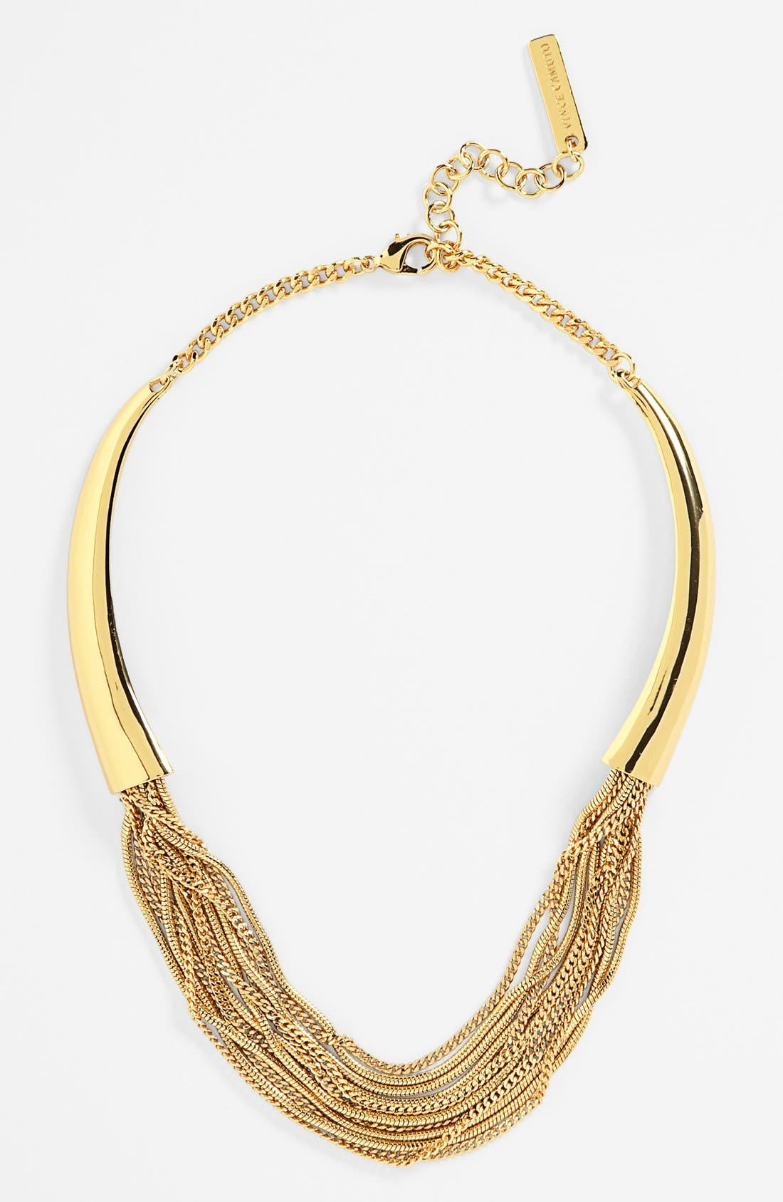 Alternate Image 1 Selected - Vince Camuto 'By the Horns' Collar Necklace