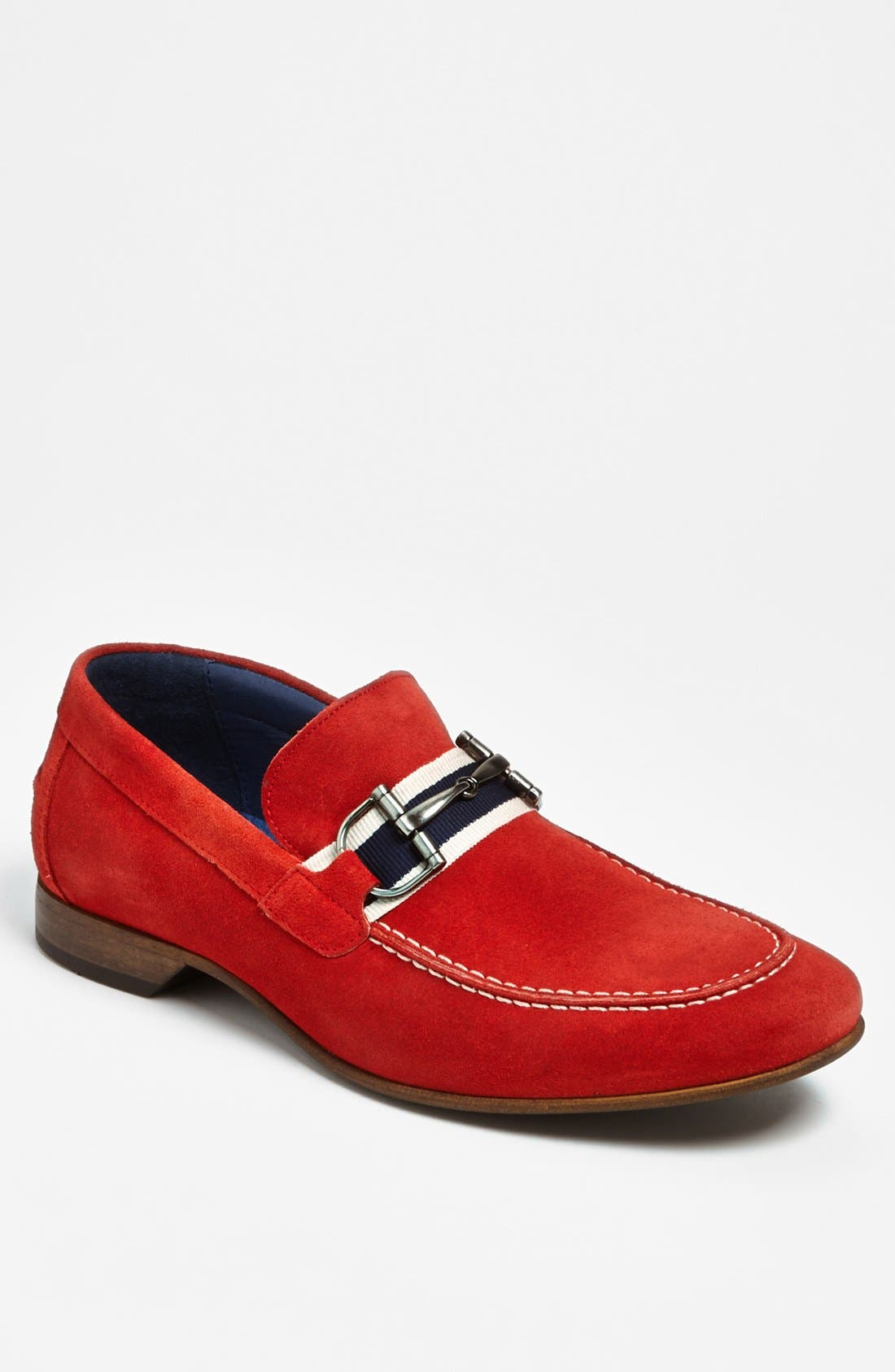 Alternate Image 1 Selected - Kenneth Cole Reaction 'Roof Top' Bit Loafer