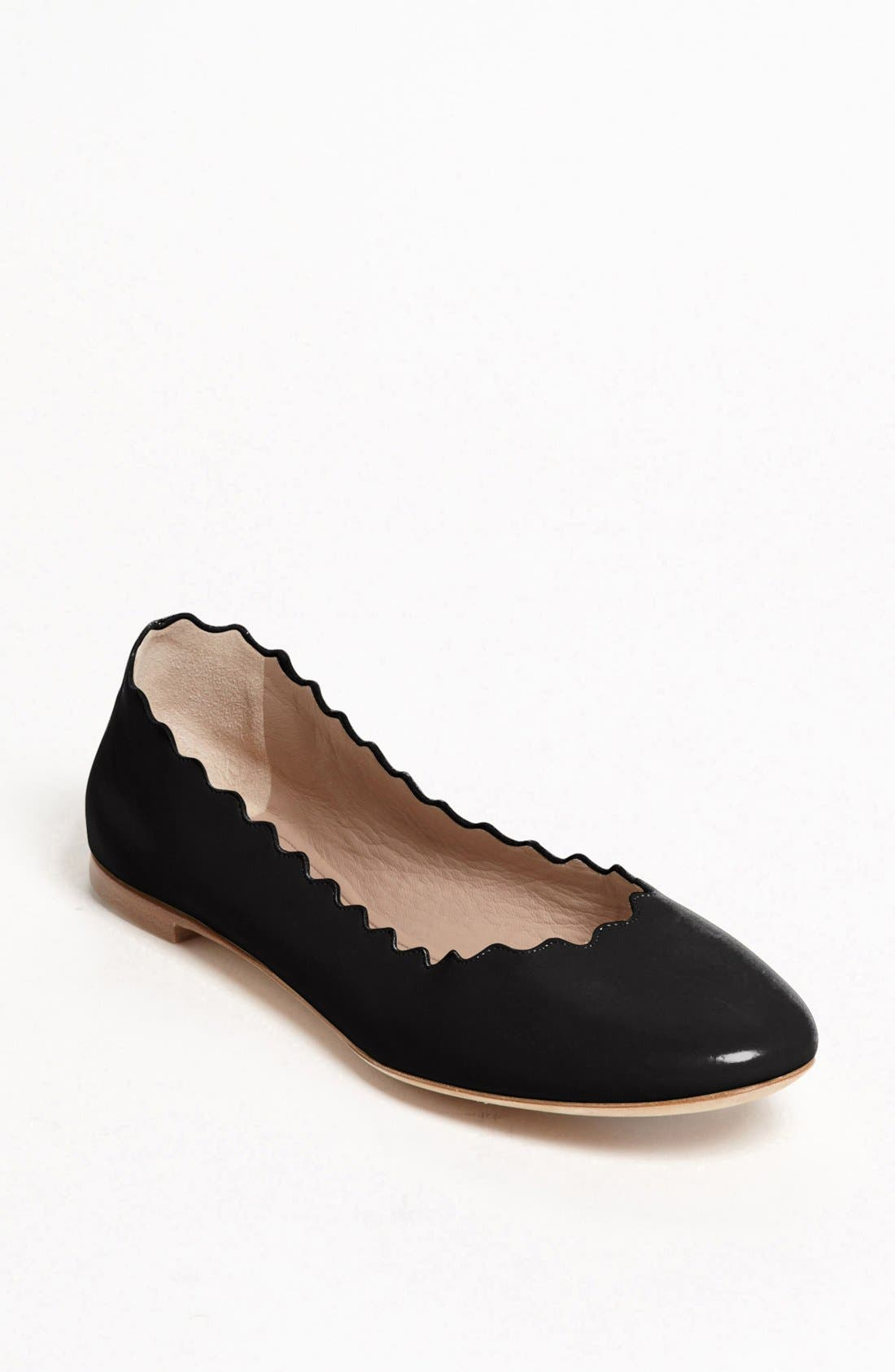 Alternate Image 1 Selected - Chloé 'Lauren' Ballerina Flat