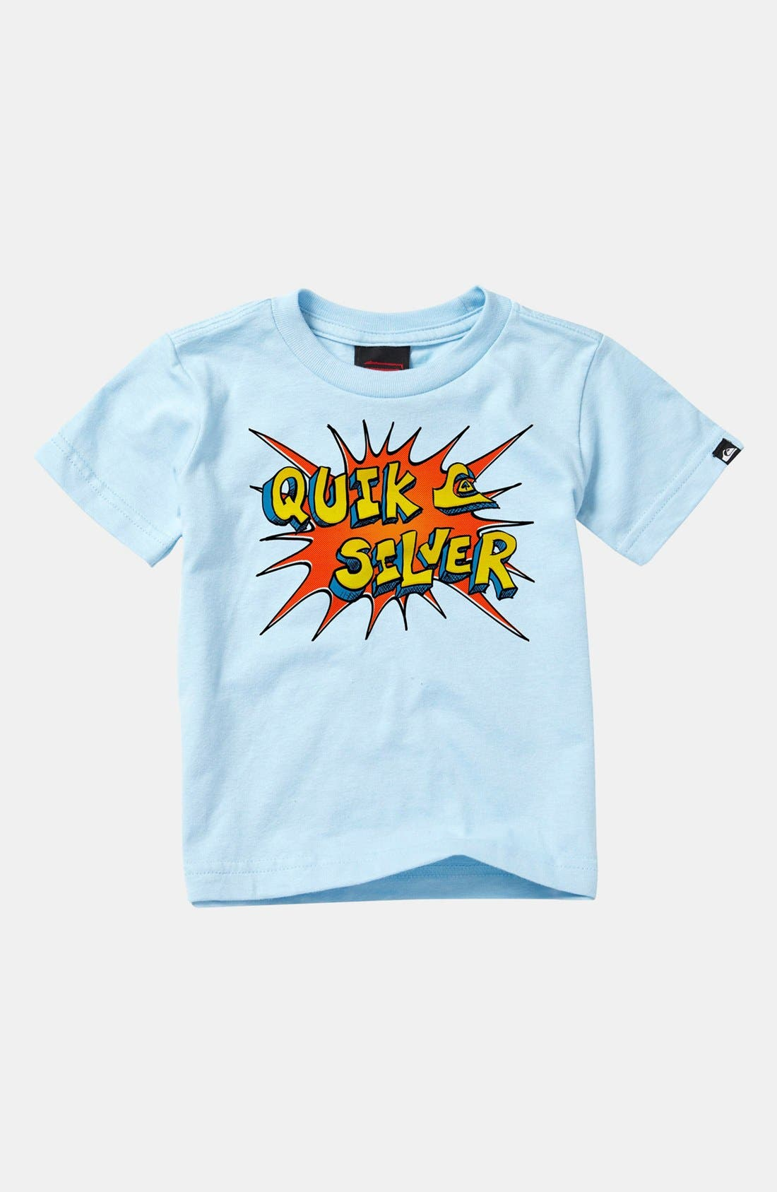 Alternate Image 1 Selected - Quiksilver 'Kapow' T-Shirt (Toddler Boys)