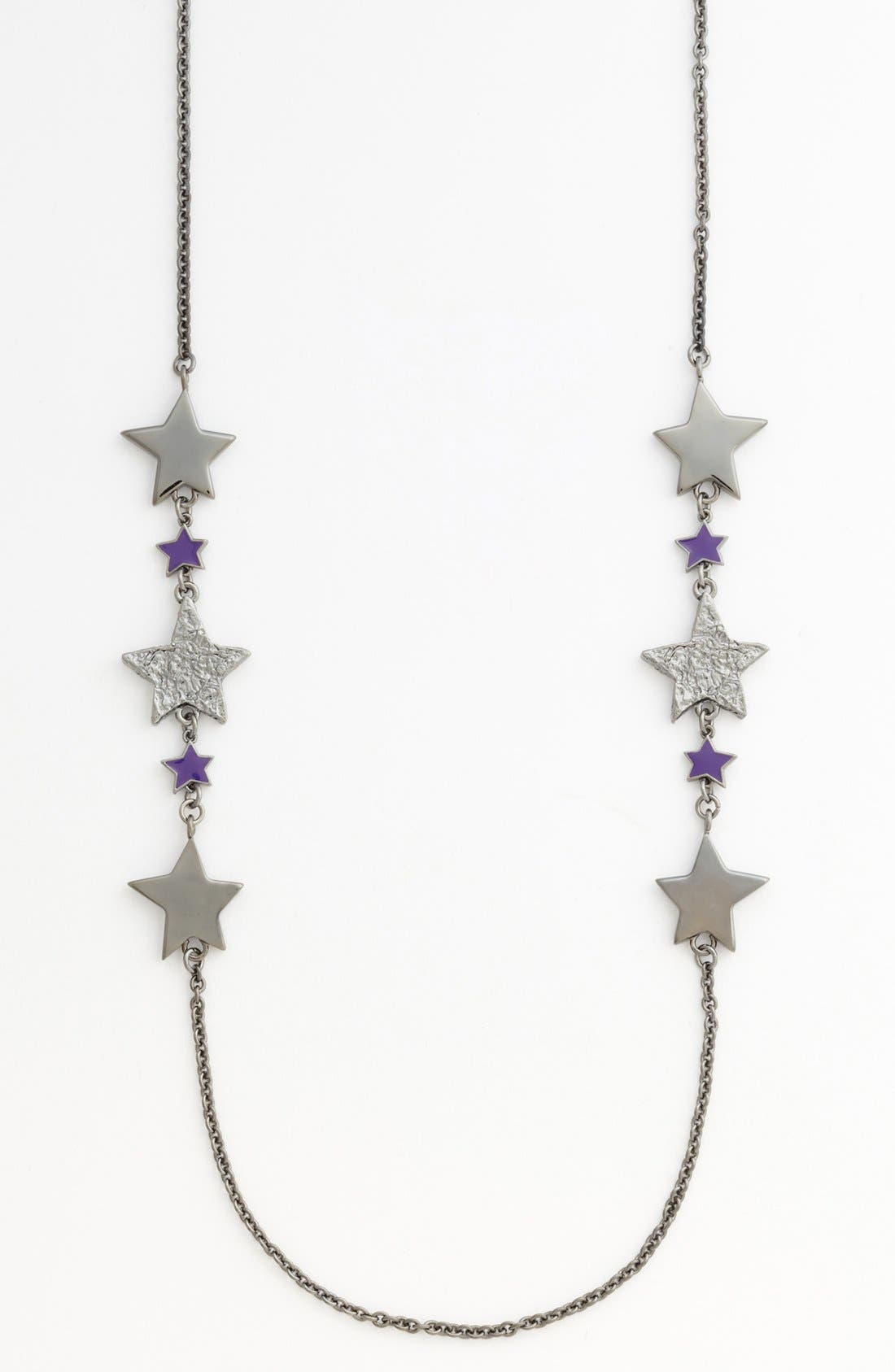 Alternate Image 1 Selected - MARC BY MARC JACOBS 'Reluctant Stars' Long Station Necklace