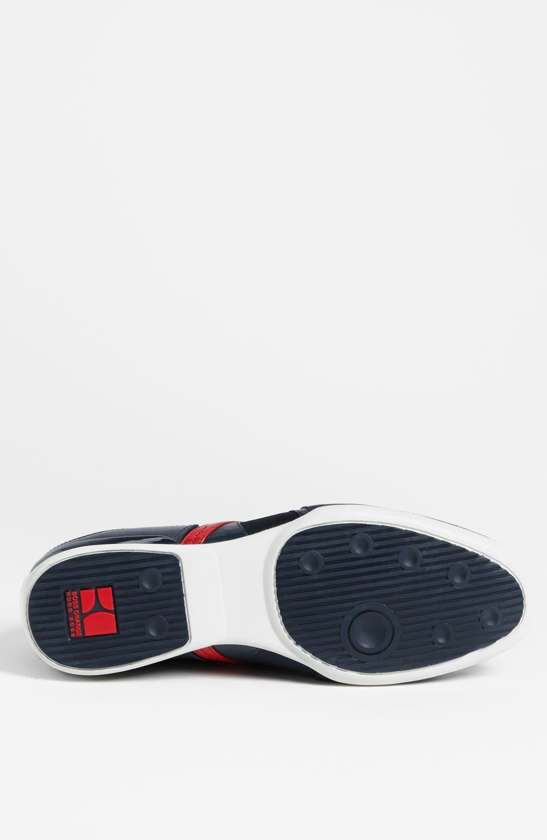 Alternate Image 4  - BOSS Orange 'Seamon' Sneaker
