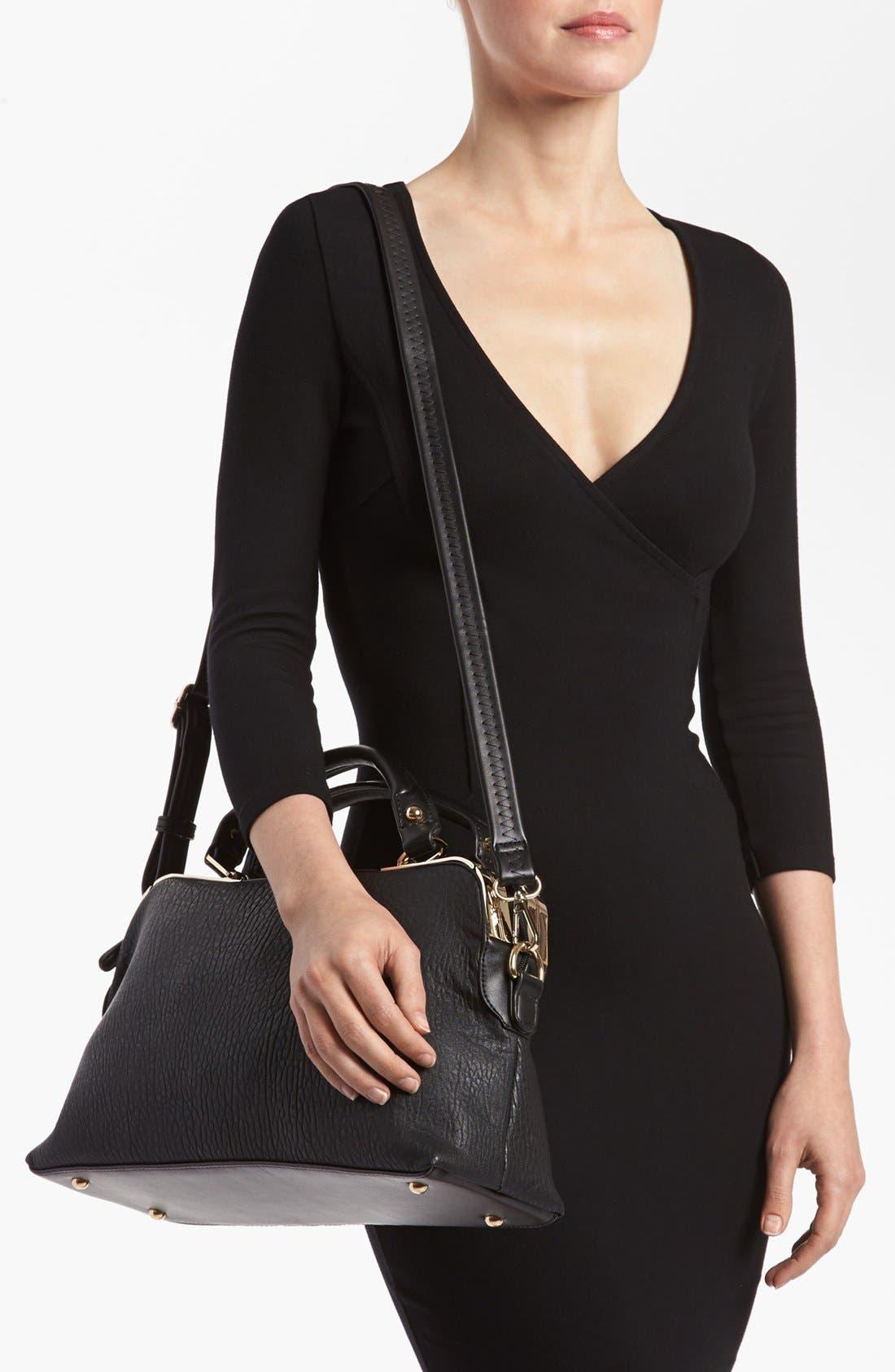 Alternate Image 2  - Emperia Faux Leather Tote Bag