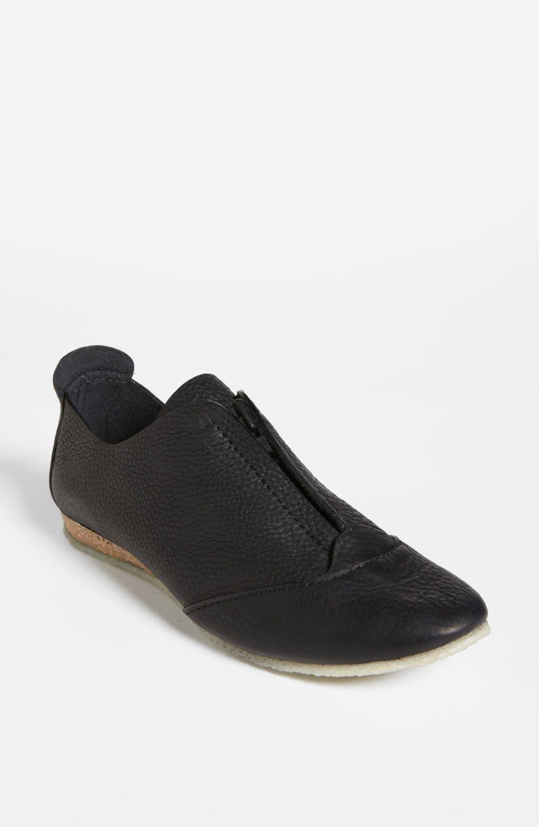 Alternate Image 1 Selected - Pedro Garcia 'River' Zip Front Loafer